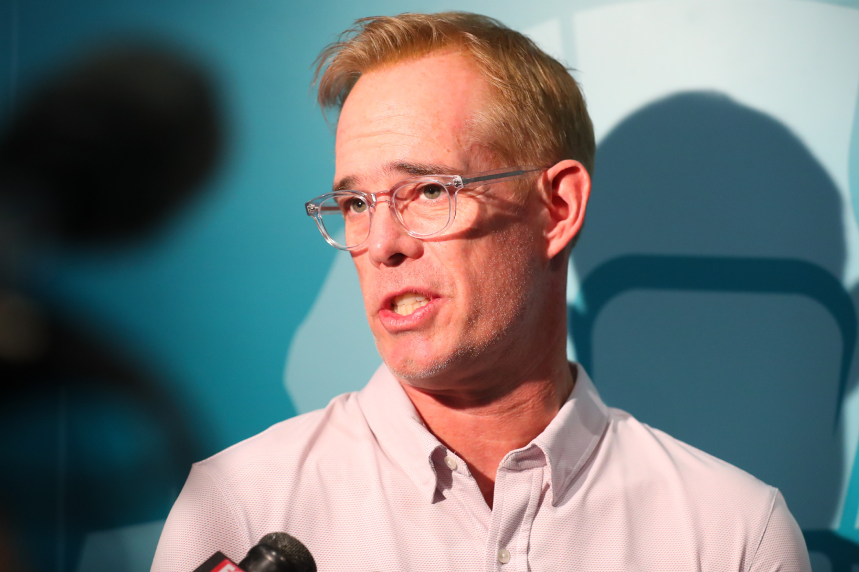 Joe Buck Starts 2021 as the Best Sports Announcer in the U.S., Do You Agree?