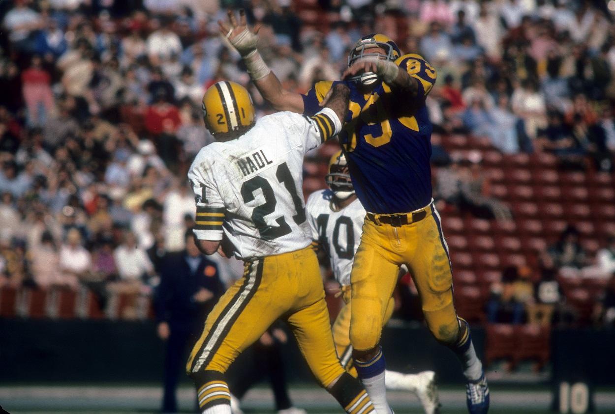 Packers QB John Hadl