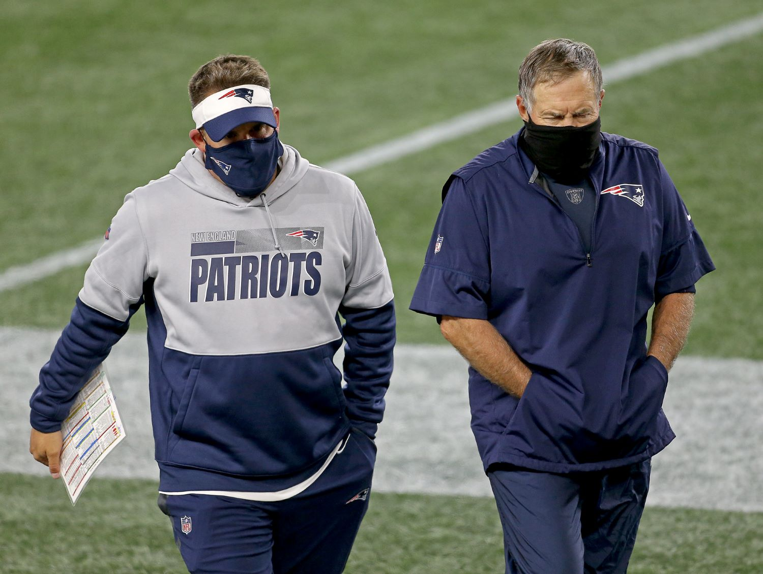 Josh McDaniels just increased his chances of replacing Bill Belichick with the latest report that the Texans will not pursue the Patriots offensive coordinator for their head coach vacancy.