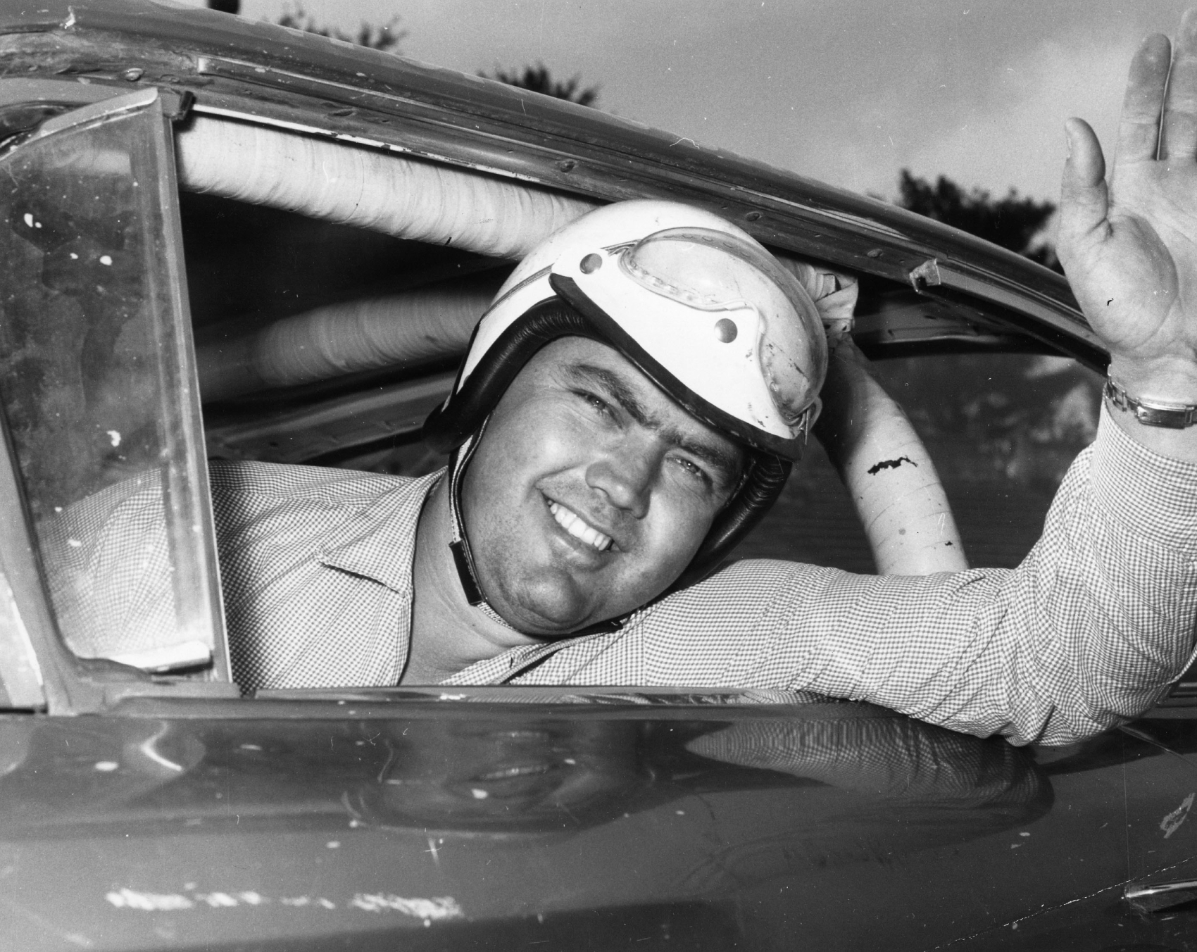 NASCAR legend Junior Johnson lived a pretty interesting life. He even went to prison for 'moonshining' and Ronald Reagan later pardoned him.