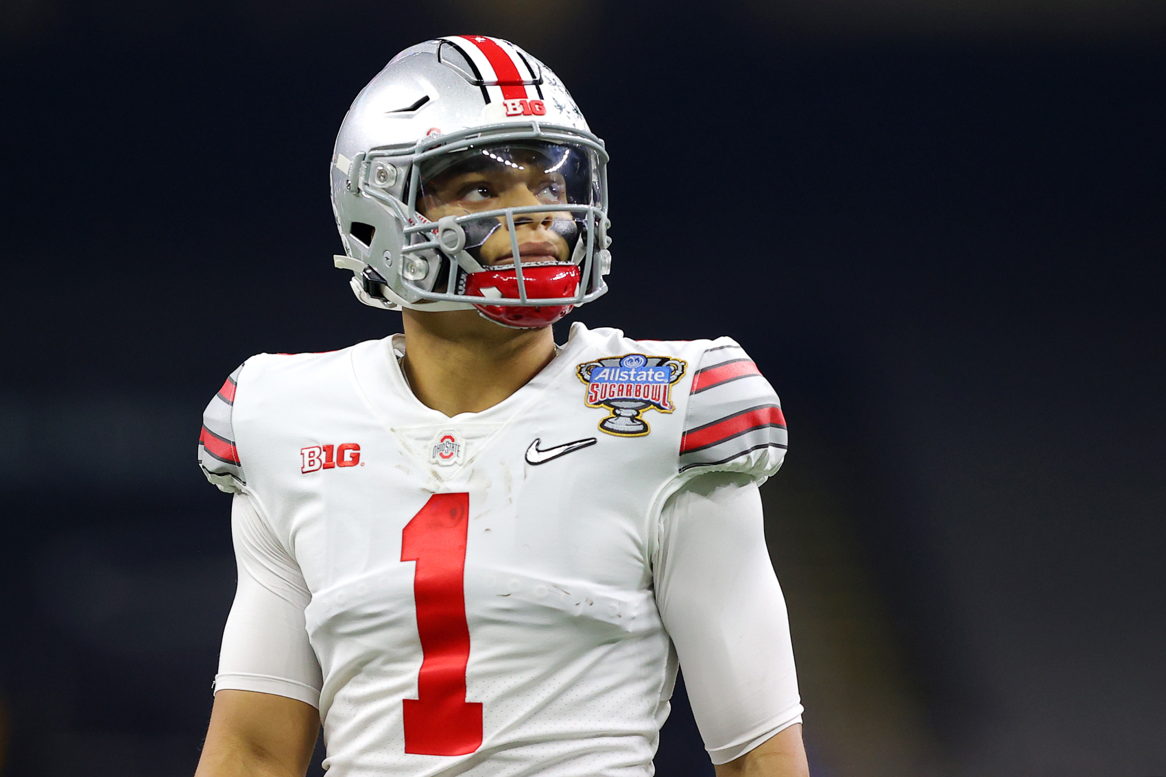 Justin Fields and Ohio State had some extra motivation for the CFP semifinals. Now, Fields might have some for the championship game.