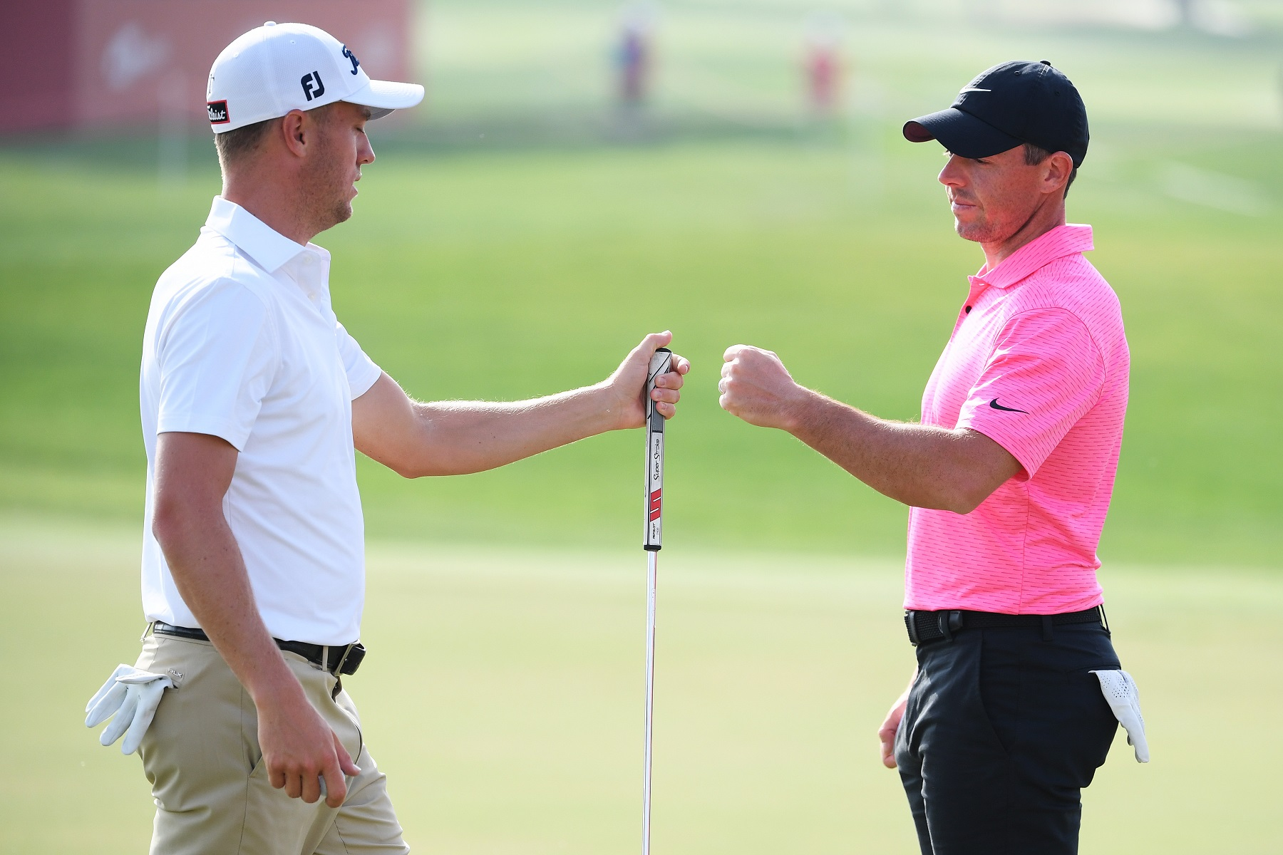 Justin Thomas Is Still 'a Great Guy' Despite the Homophobic Slur, PGA Rival Rory McIlroy Insists