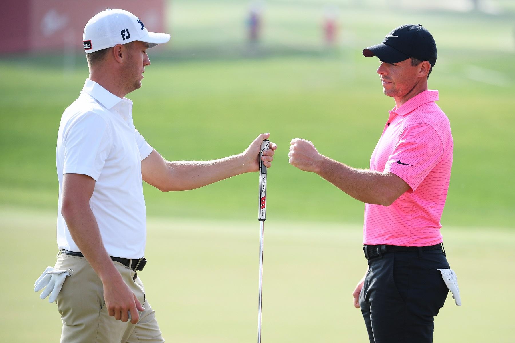 Justin Thomas Is Still 'a Great Guy' Despite the Homophobic Slur, a PGA Rival Insists