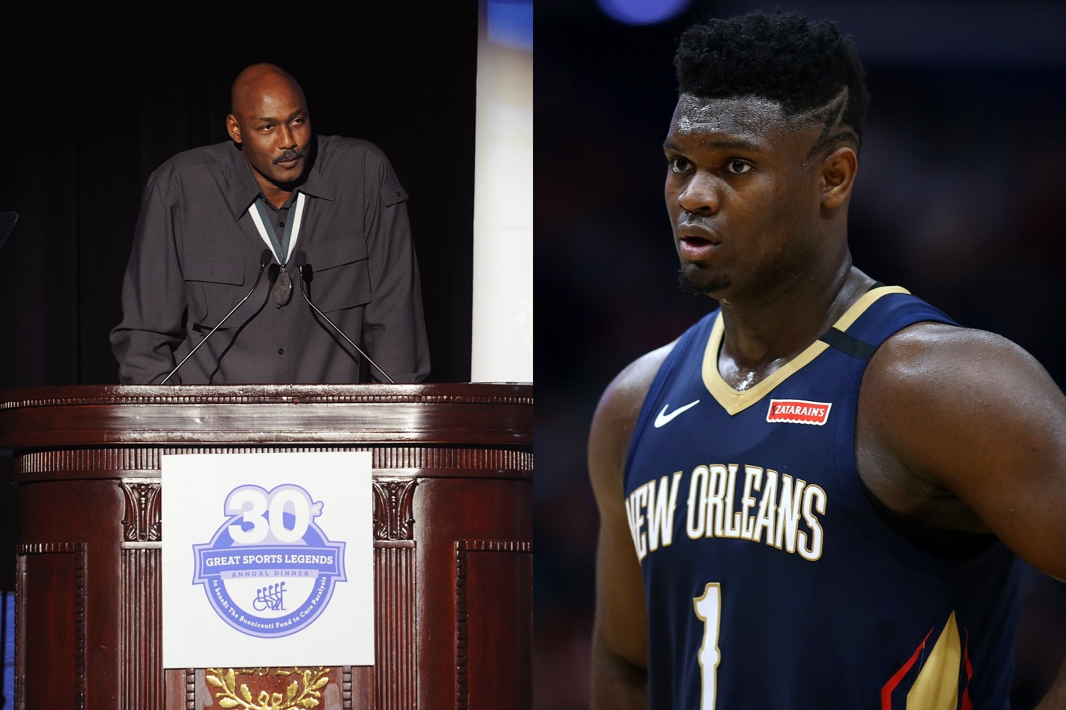 Karl Malone Surprisingly Rips Zion Williamson: 'Your Ass Shouldn't Get Tired'