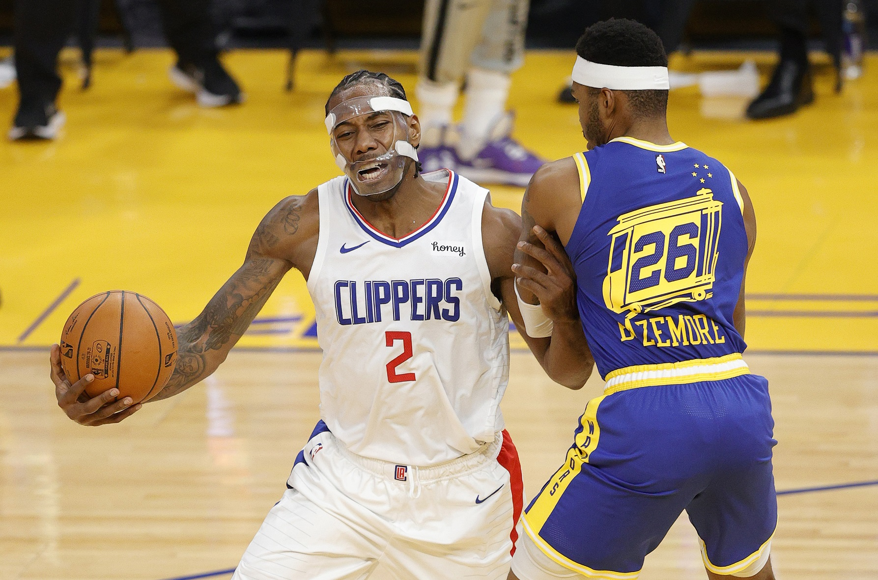 Kawhi Leonard May Have Put the Los Angeles Clippers' NBA Title Hopes Over the Top