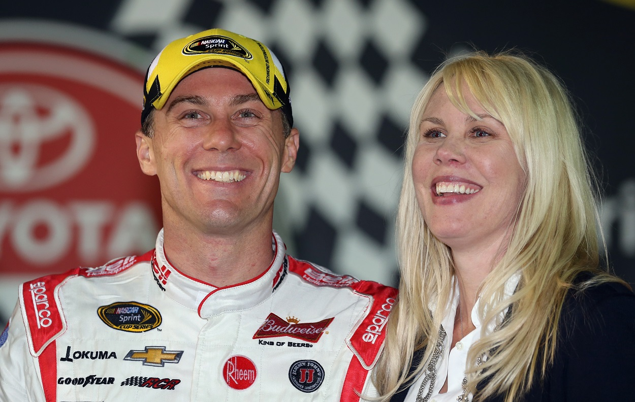 Kevin Harvick's Wife Could Have Final Say on His NASCAR Future