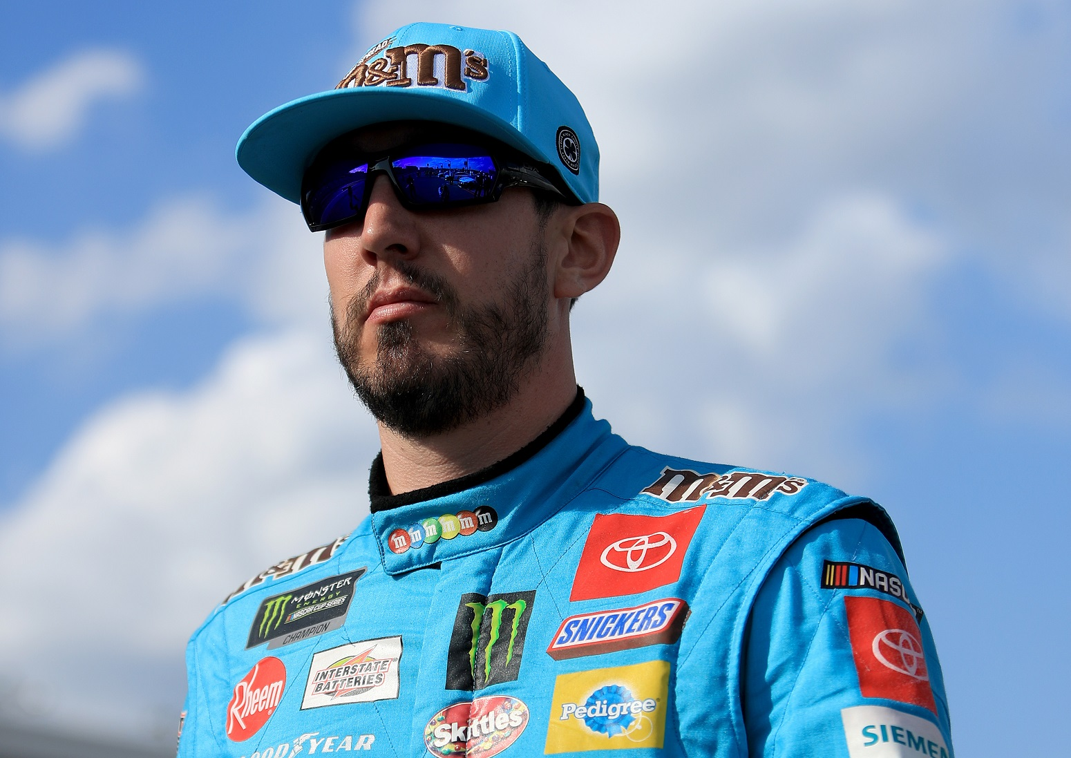 Kyle Busch says owes his life to NASCAR brutal accident