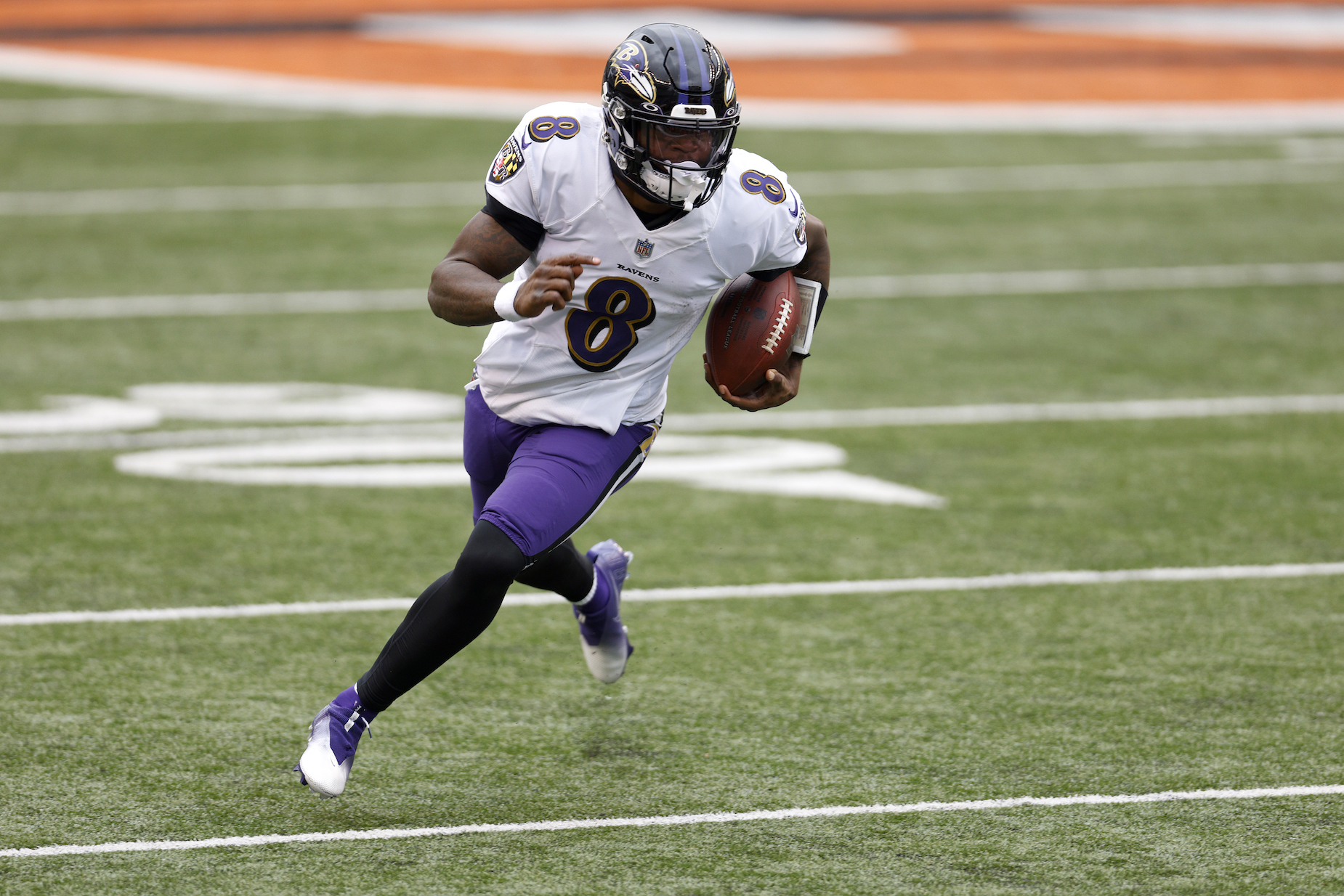 While Baltimore Ravens quarterback Lamar Jackson has had plenty of success, his playoff record leaves something to be desired.