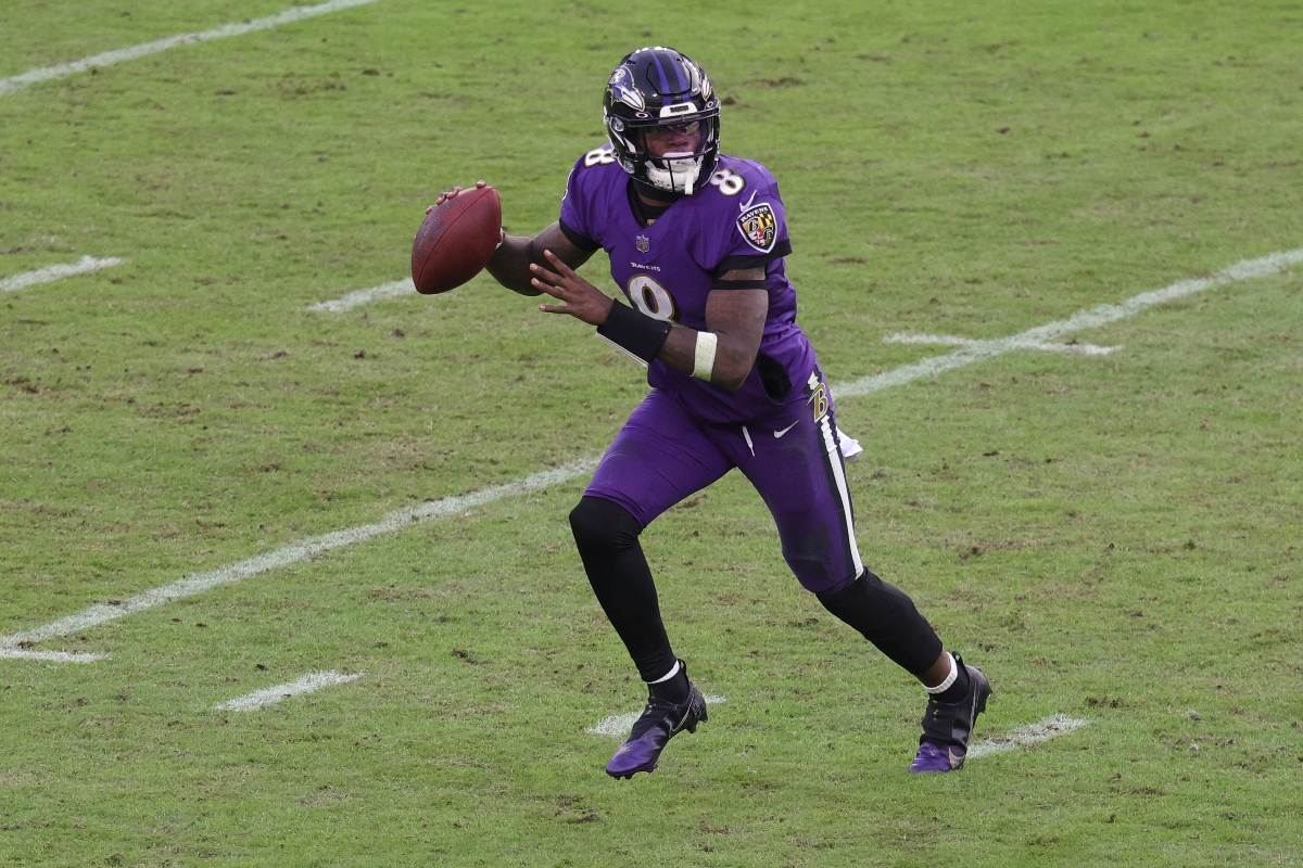 Lamar Jackson can Kill 2 Birds With 1 Stone Against the Titans