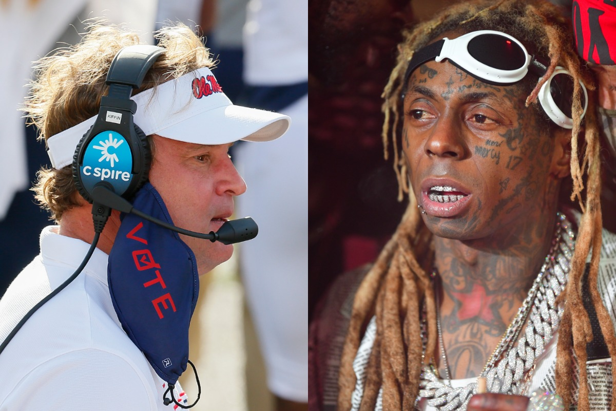 Ole Miss head football coach Lane Kiffin is one of college football's greatest characters. Kiffin once quoted Lil Wayne in a recruiting pitch.