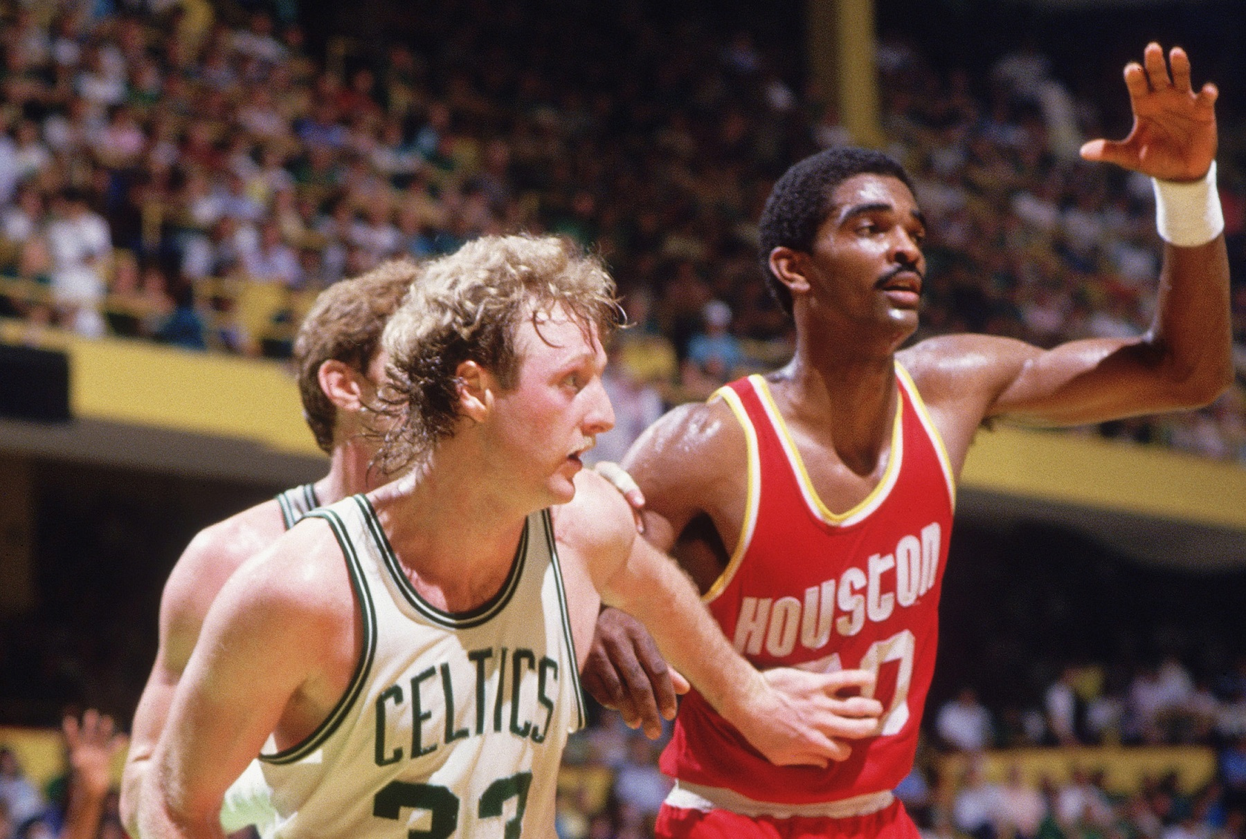 Ralph Sampson Turned Down a Suitcase Full of Boston Celtics Cash in College