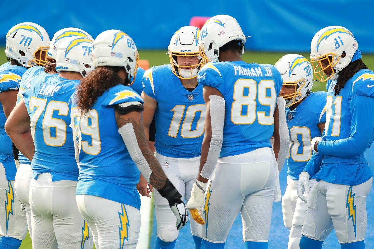 The Los Angeles Chargers are looking for their next head coach, who will inherit an amazing roster set up for success.
