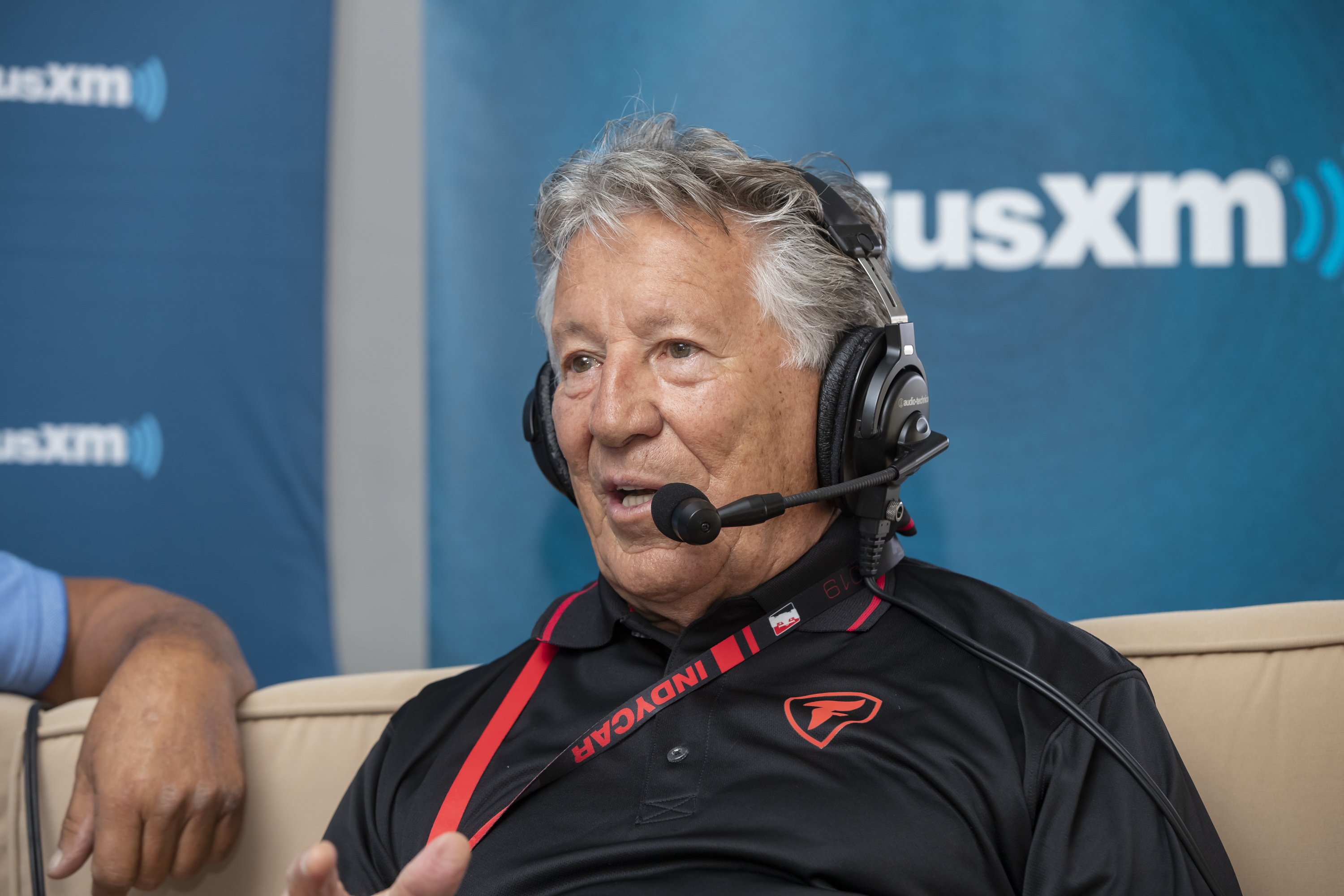 Mario Andretti and Tom Brady: 1 GOAT Rooting for Another