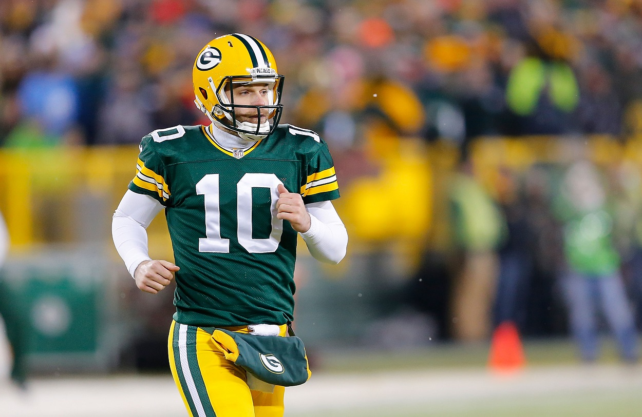 Green Bay Packers QB Matt Flynn