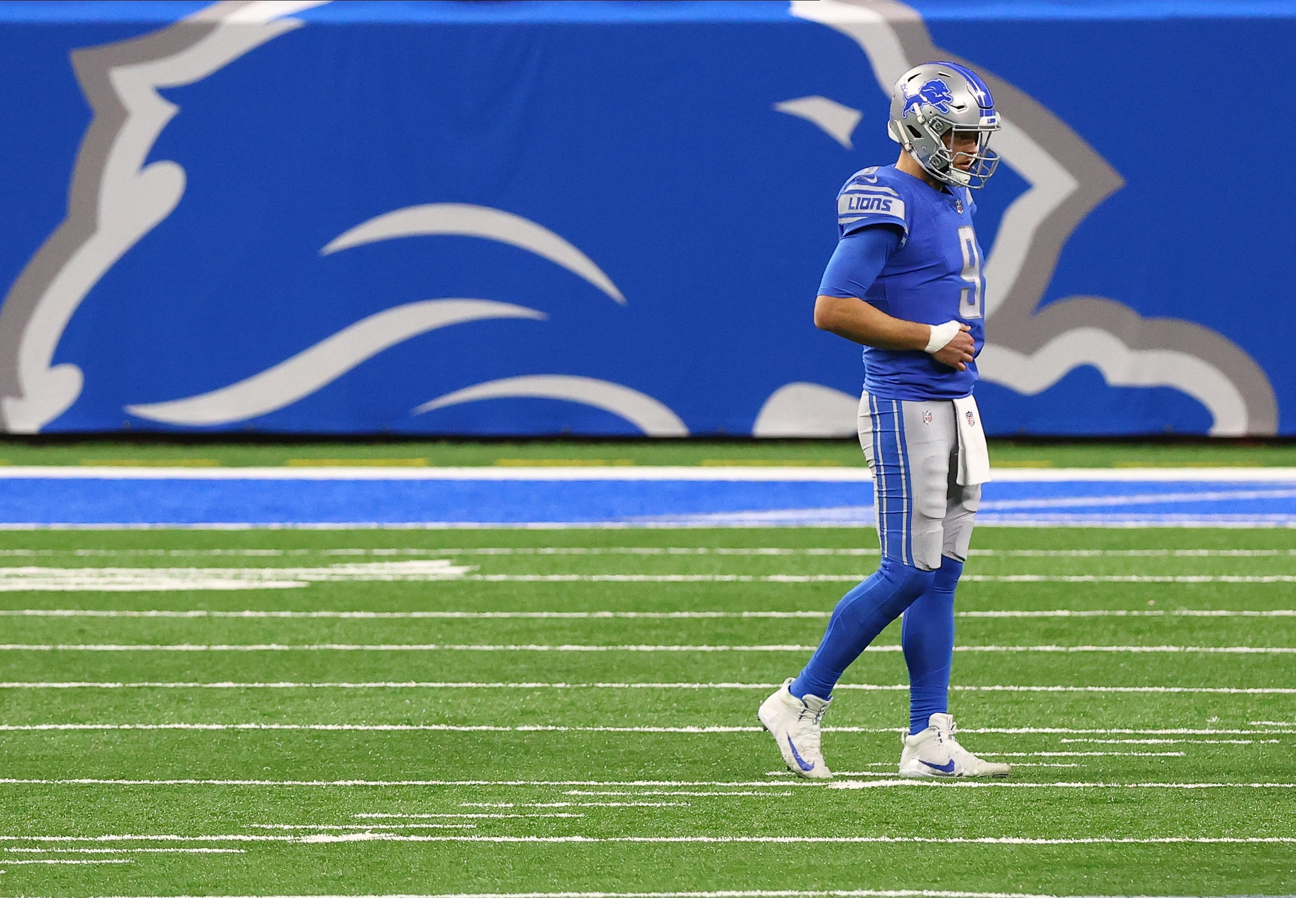 Turns Out Matthew Stafford Would Have Gone Anywhere But the New England Patriots