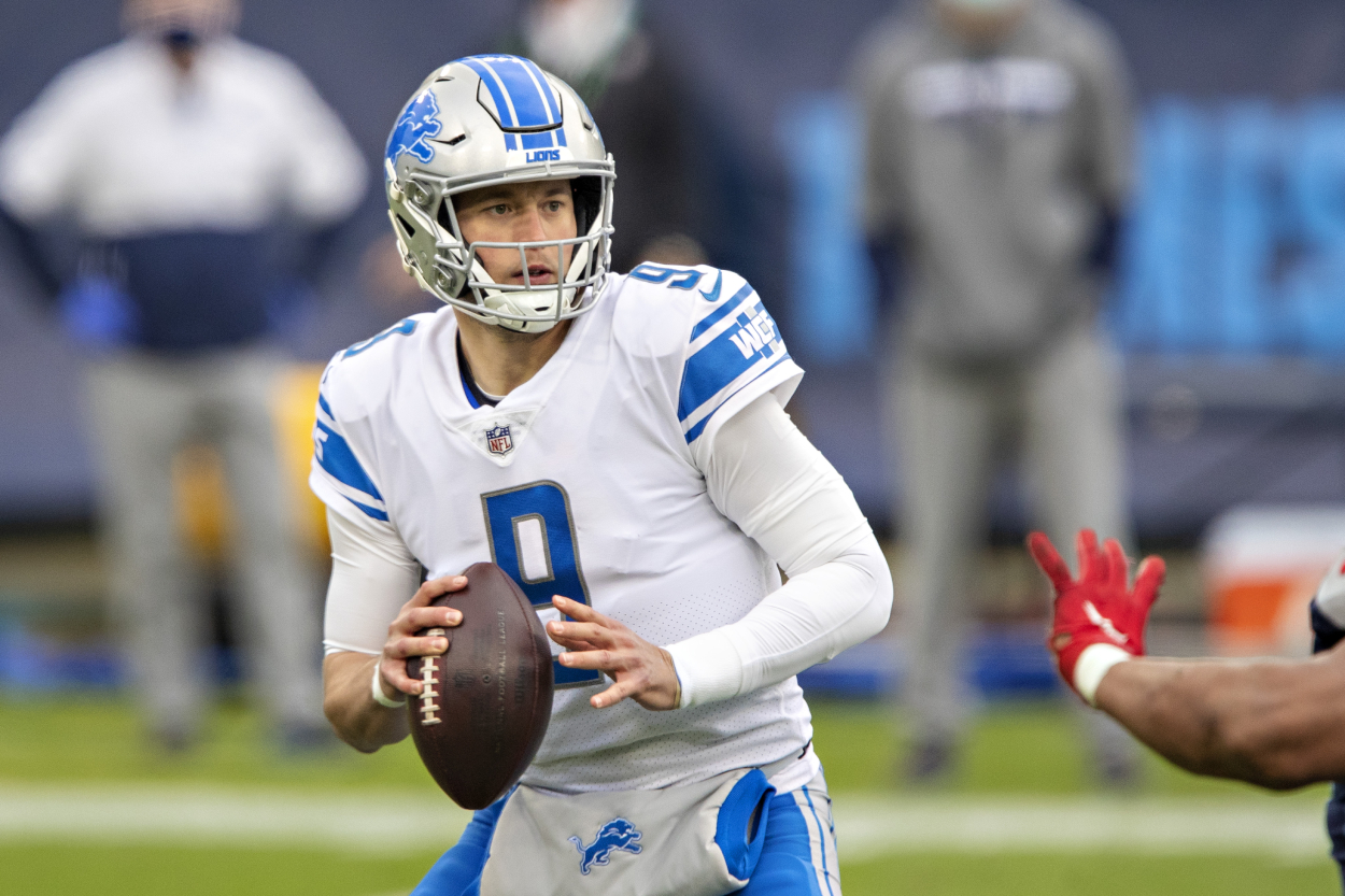 Matthew Stafford Can Go From Bottom Feeder To Super Bowl Champion With His New Potential Team