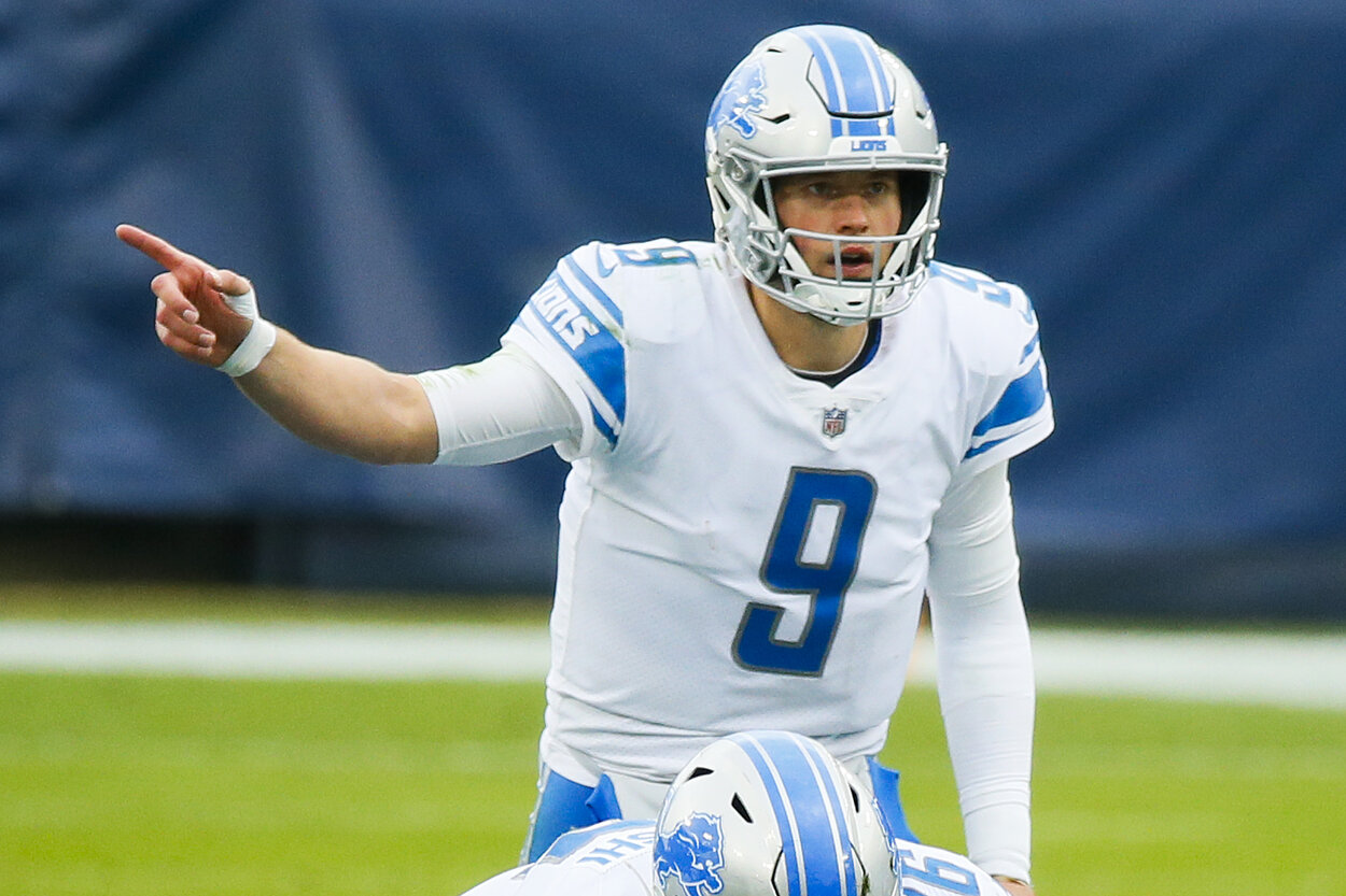 The Detroit Lions are expected to trade Matthew Stafford, and longtime NFL writer Peter King believes a recent NFC champion should try to acquire Stafford.