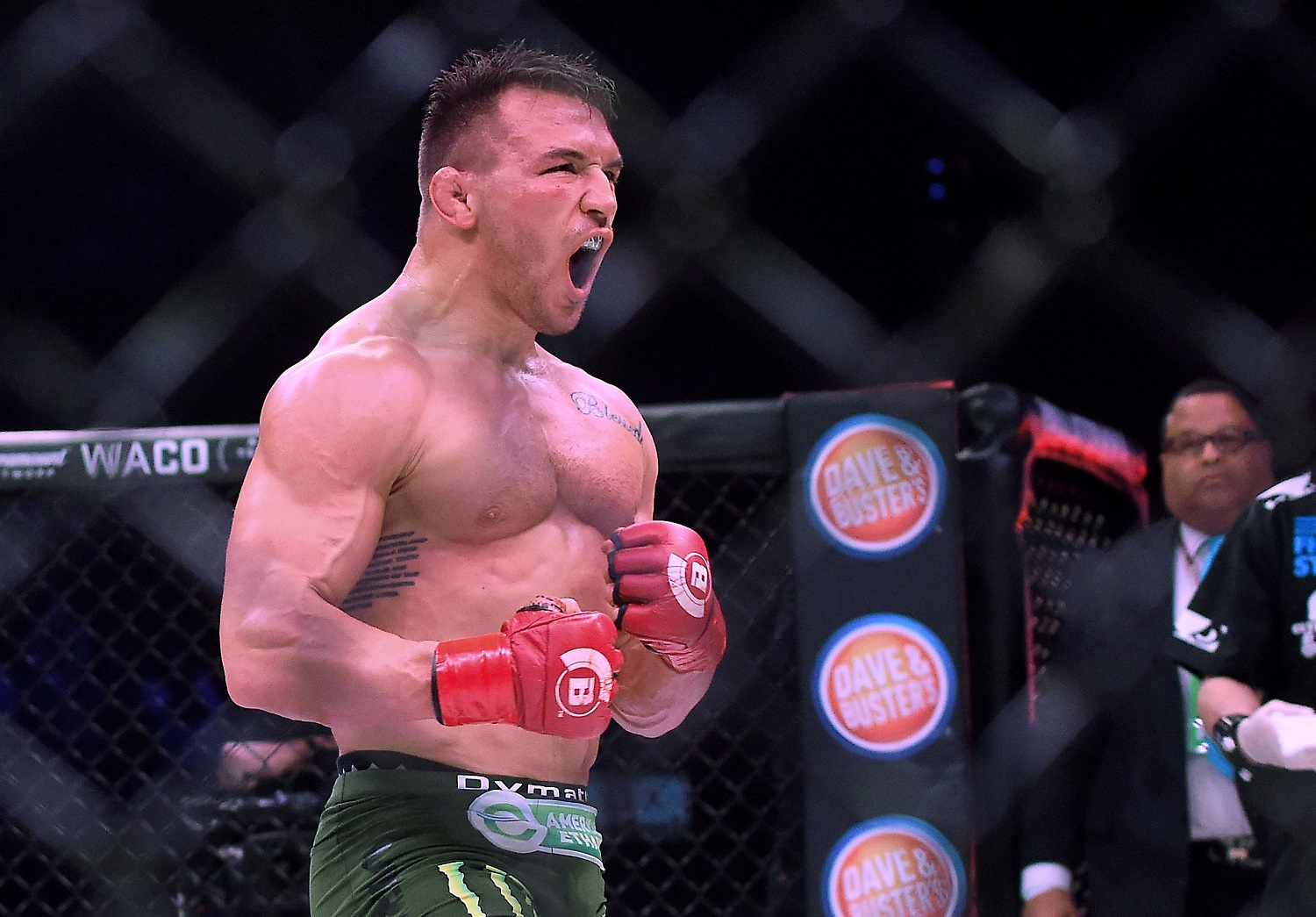 New UFC Contender Michael Chandler's Life Changed Forever in 6 Minutes
