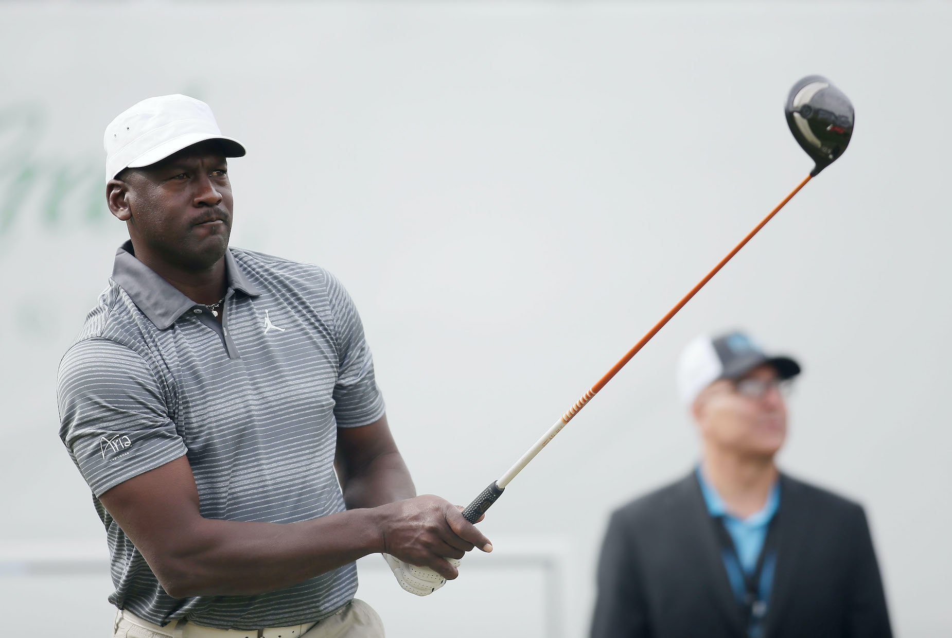 Michael Jordan beat Brooks Koepka at golf and trash-talked him en route to the win.