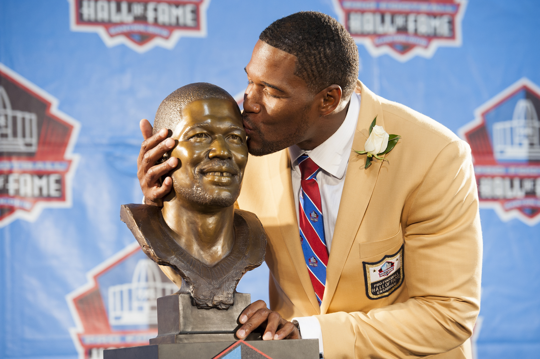 Michael Strahan Is A Super Bowl Champion With a $65 Million Fortune, but His 'Most Valuable Possession' Is Humble Childhood Purchase