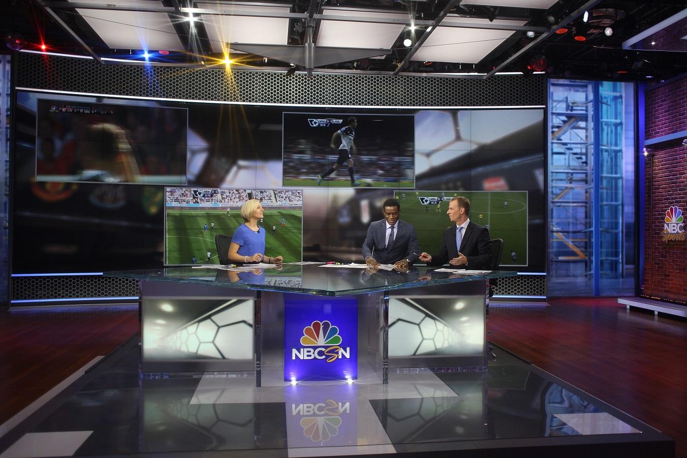 NBCSN's Premier League studios