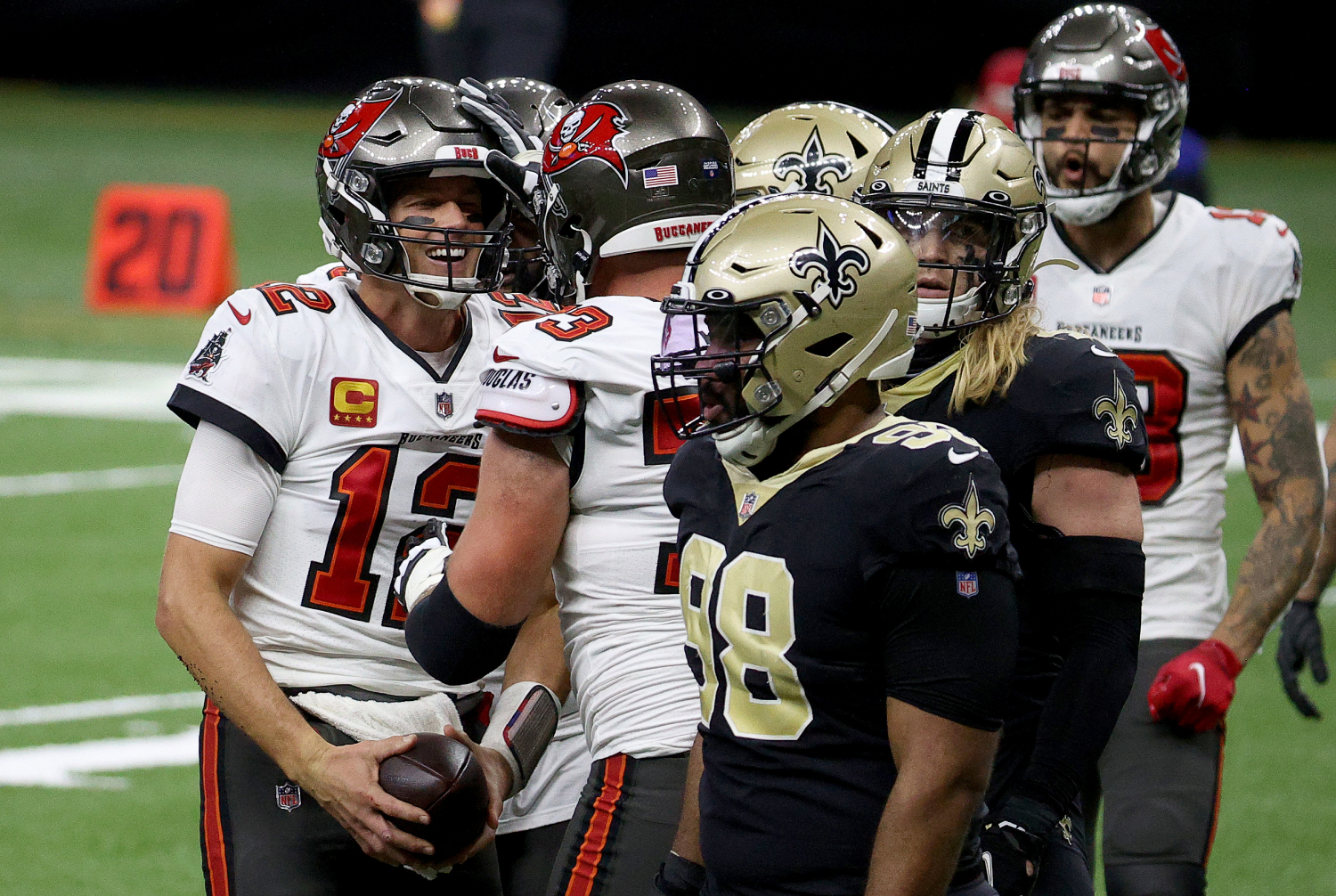 The New Orleans Saints loss is the least of their worries.