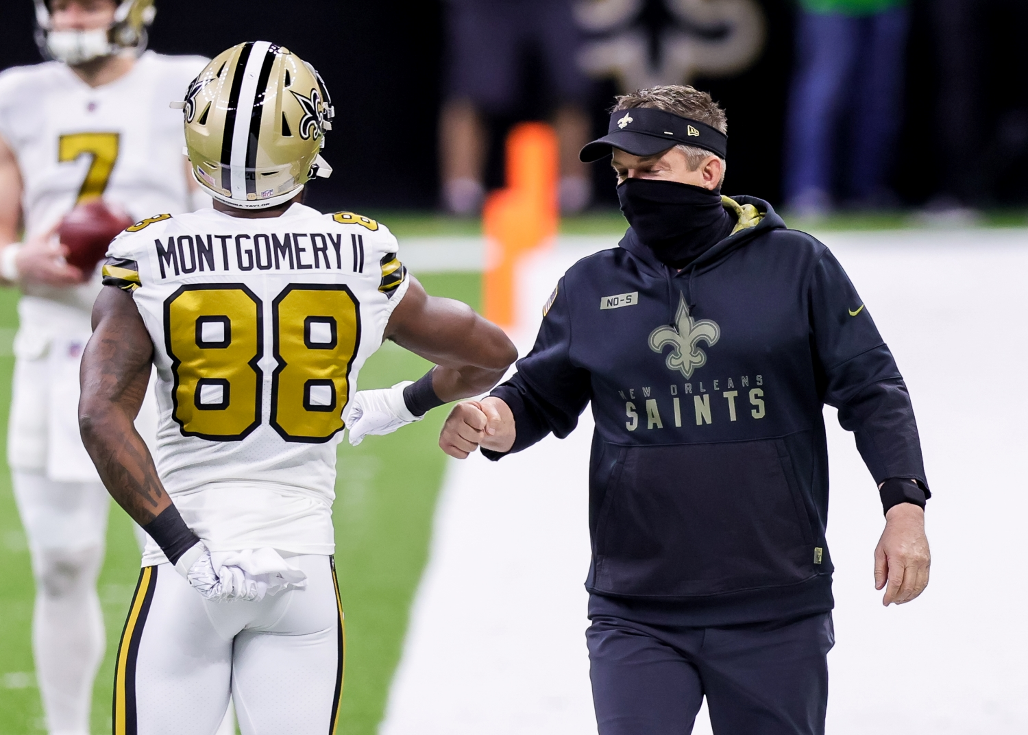 The New Orleans Saints have suffered a huge blow to their roster thanks to COVID-19.