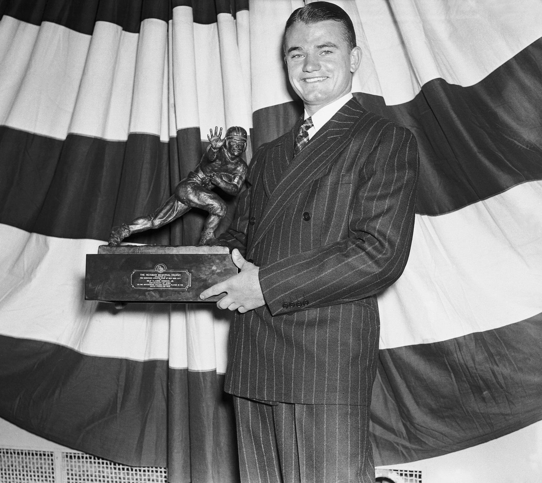 Nile Kinnick Heisman Trophy