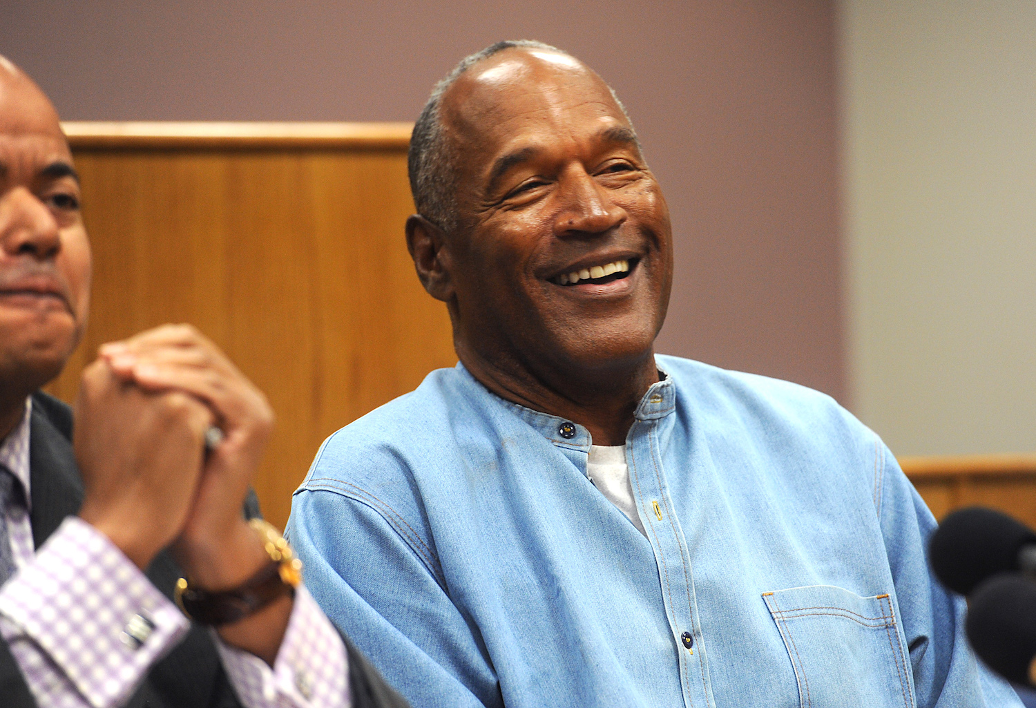O.J. Simpson Brags About Himself and Prediction Coming True in New Video