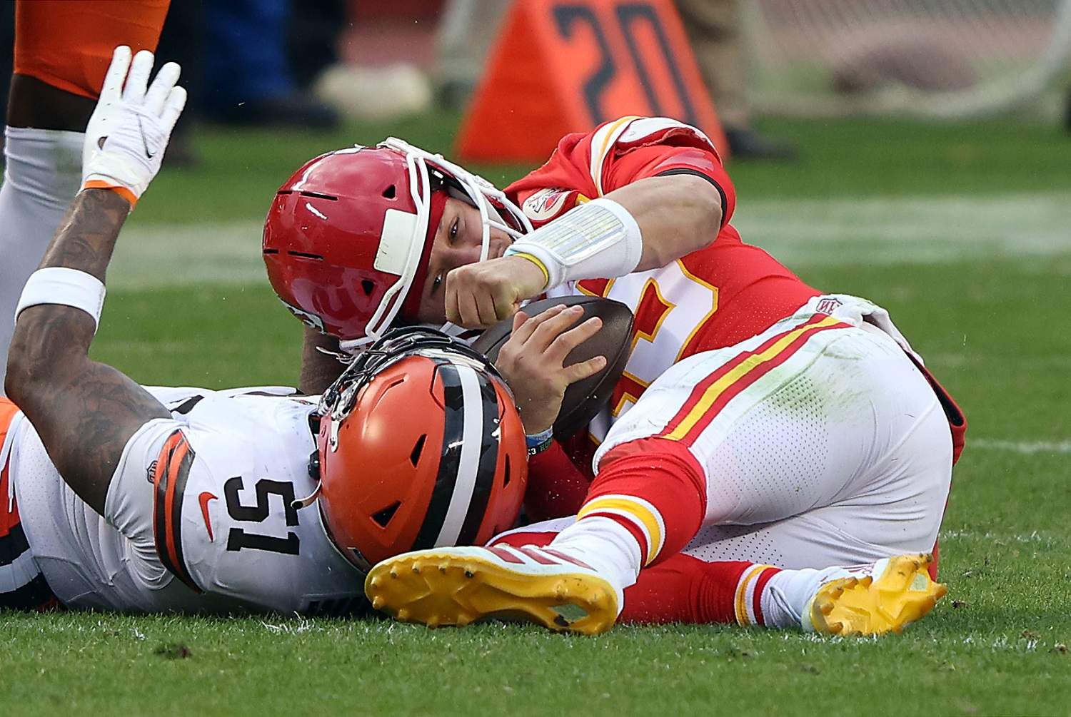 The Chiefs' AFC Championship Game Hopes May Have Just Improved Dramatically Thanks to Patrick Mahomes News