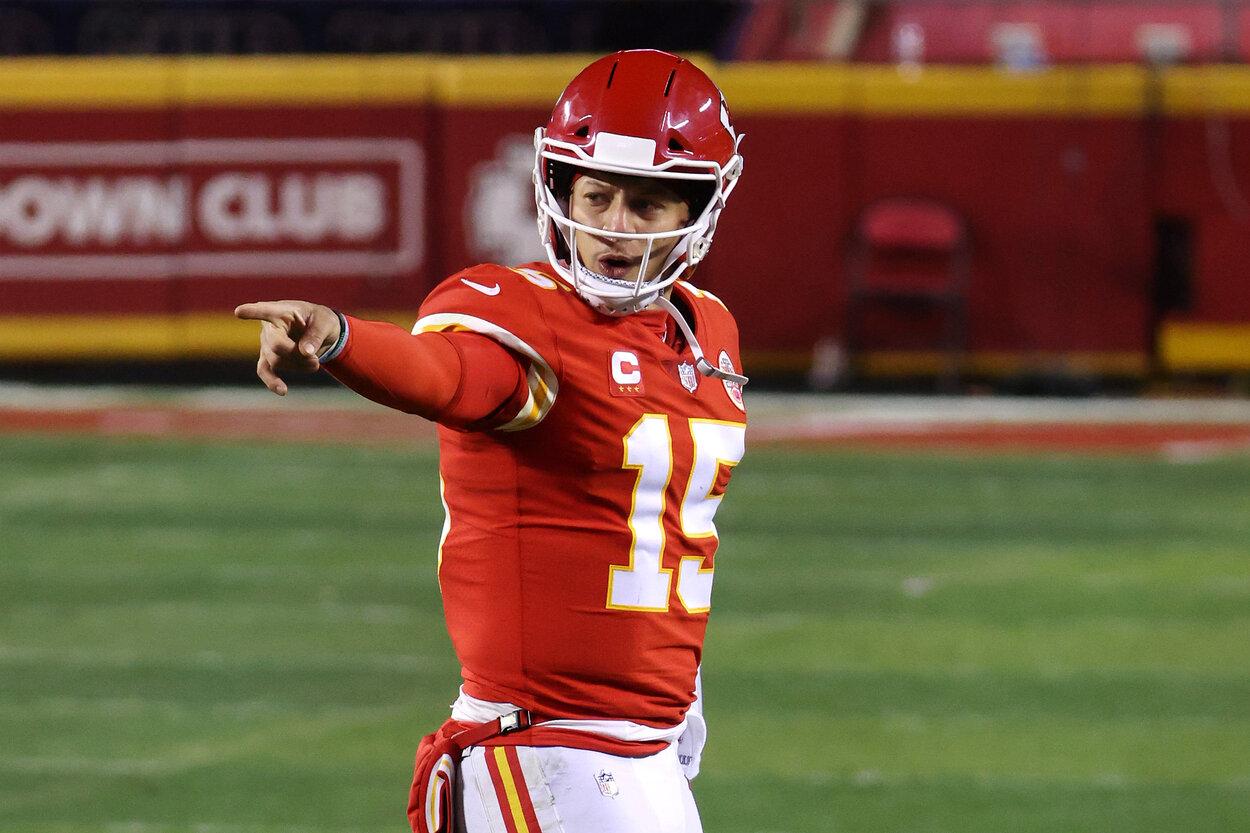 Former Dallas Cowboys head coach Jimmy Johnson recently showered Chiefs quarterback Patrick Mahomes with lavish praise ahead of Super Bowl 55.