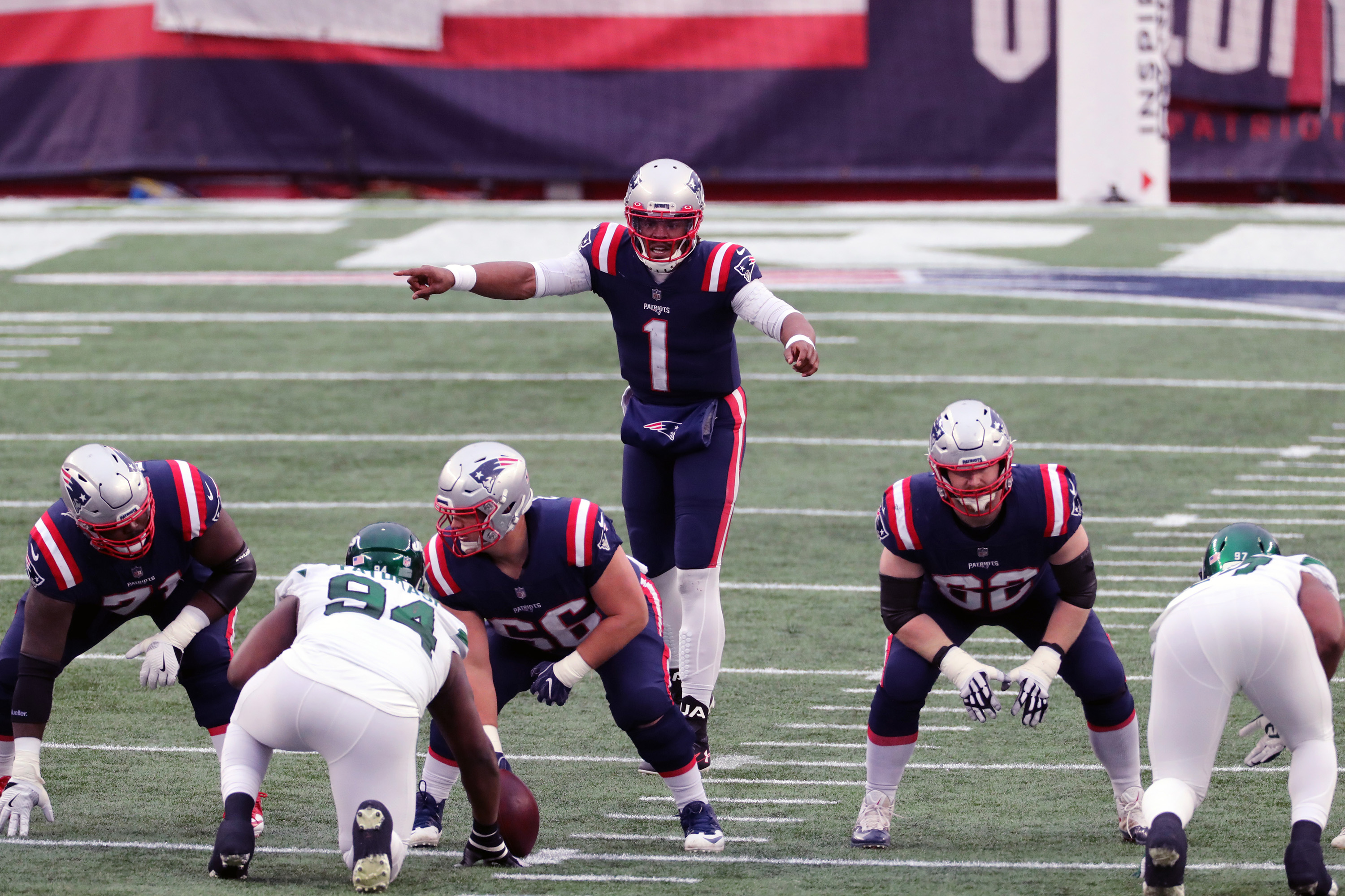 What will the New England Patriots do at quarterback next year?