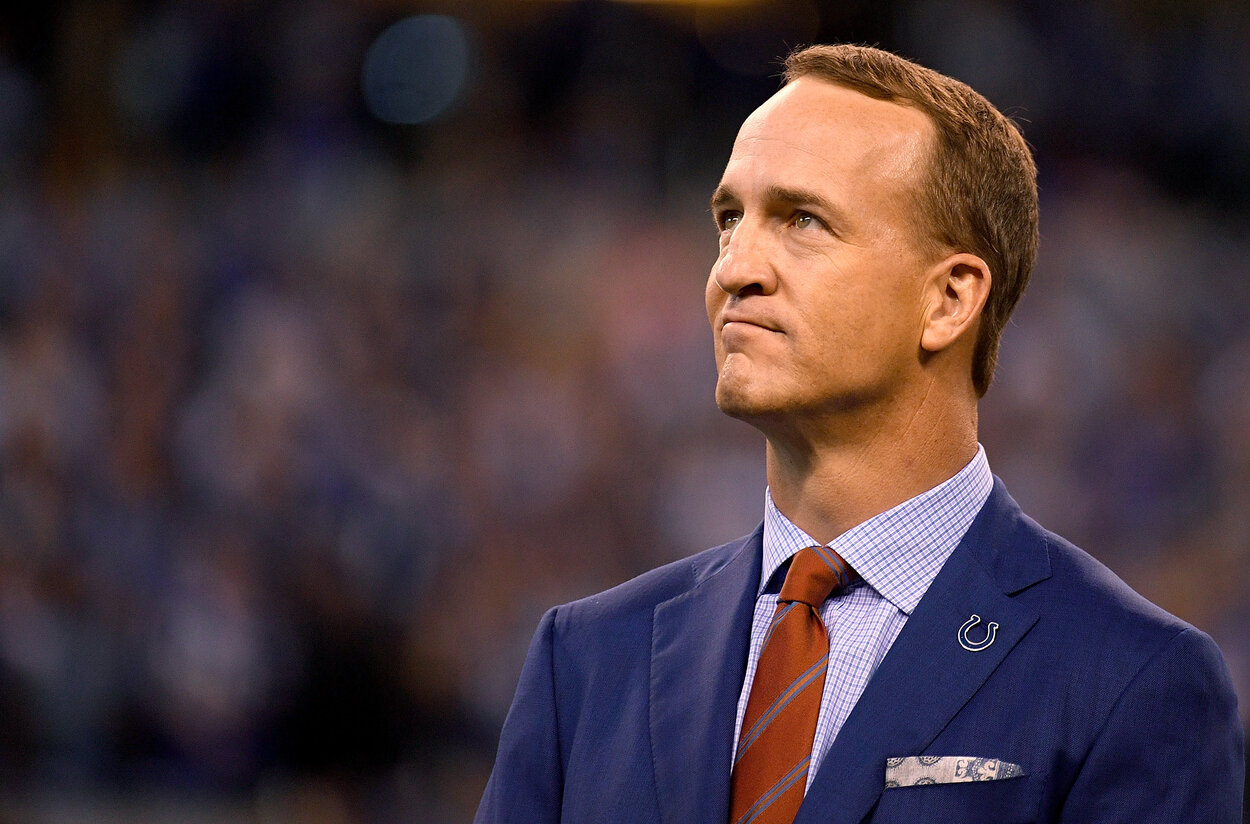 Peyton Manning Recently Received a 13-Second Update About His Future in Football