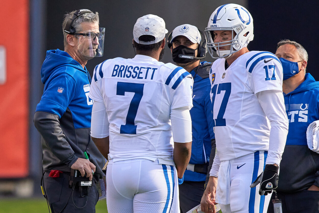Jim Irsay Just Sent a Clear Message About the Indianapolis Colts' Next Quarterback