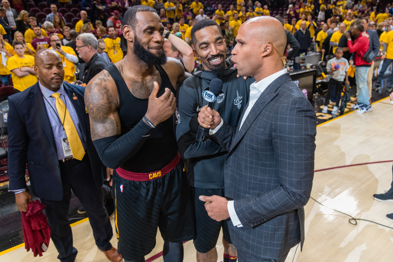Richard Jefferson had a successful NBA career. However, soon after his final season, he sadly had to deal with his father's murder.