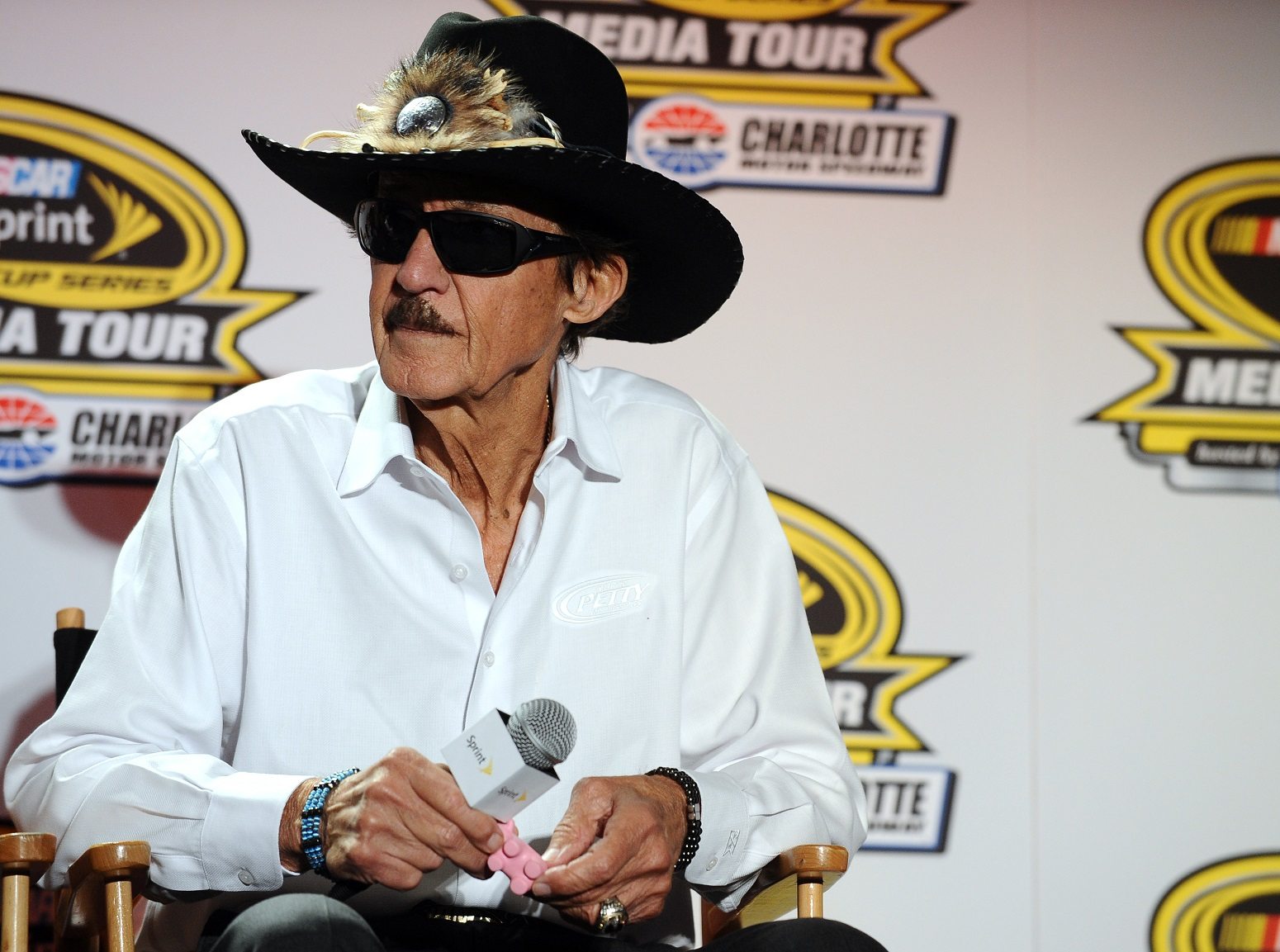 Richard Petty miraculously death violent crash