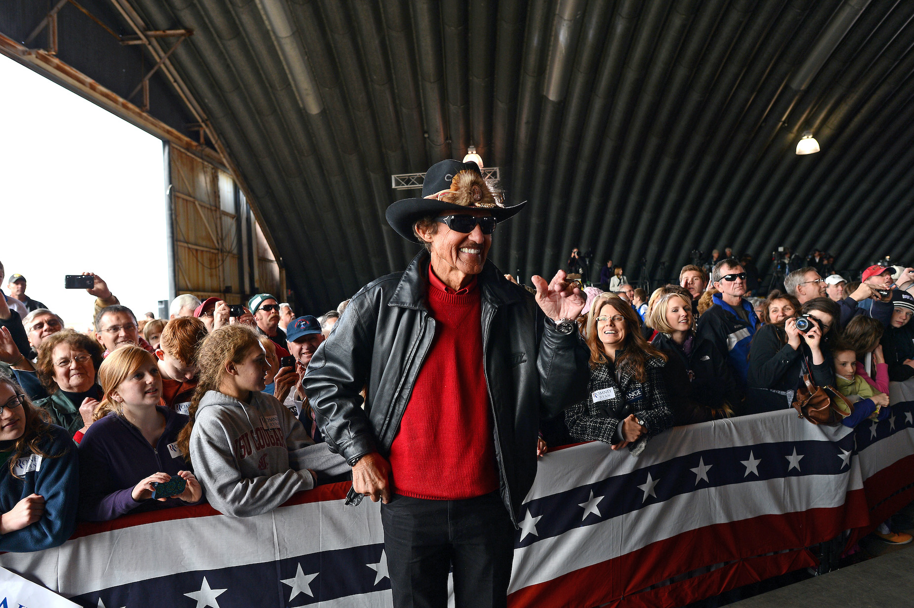 Richard Petty Won 200 Nascar Races but Crashed and Burned When He Ran for Political Office