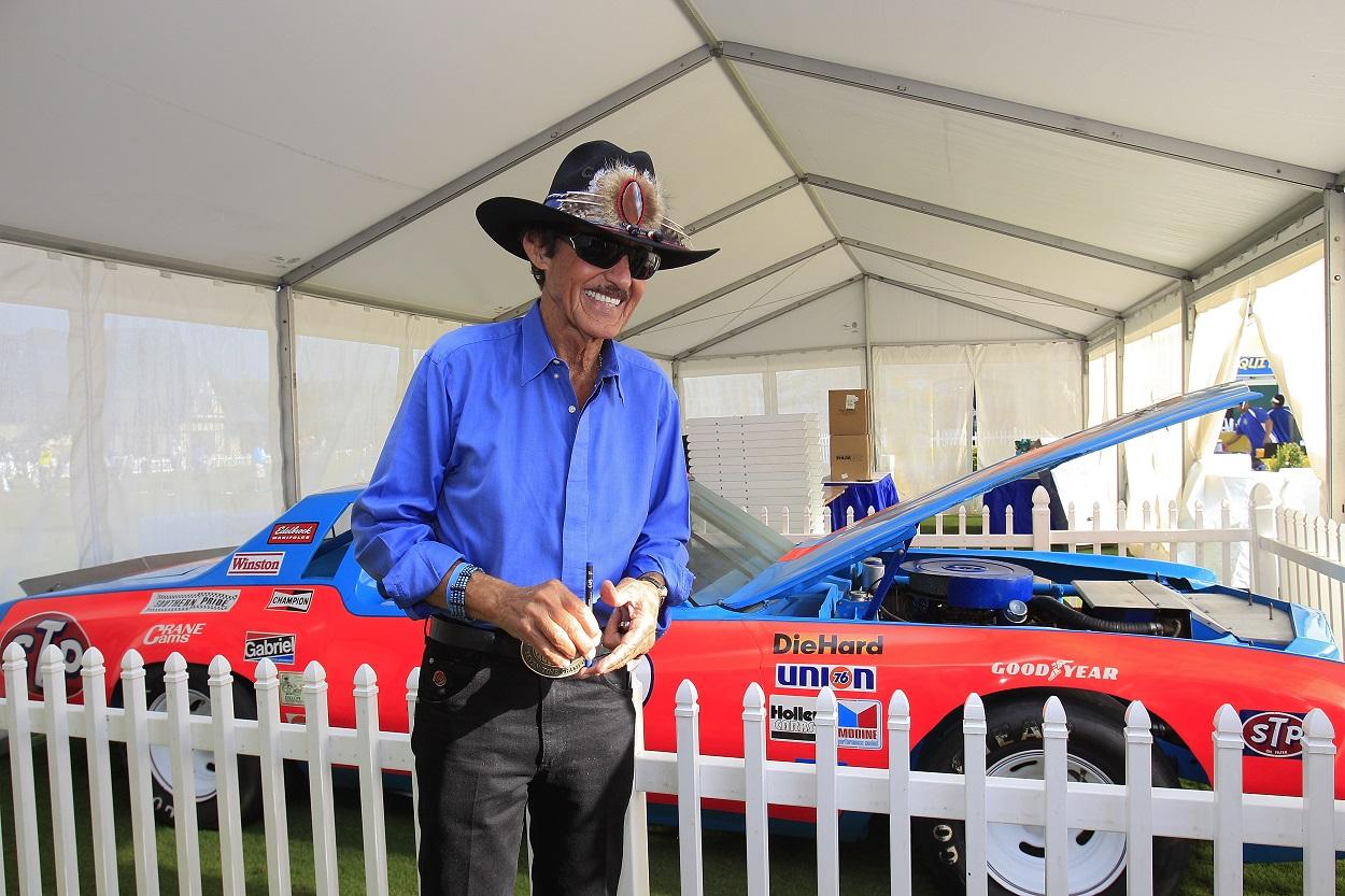 Richard Petty Wanted to Stop and Watch While Winning the 1979 Daytona 500