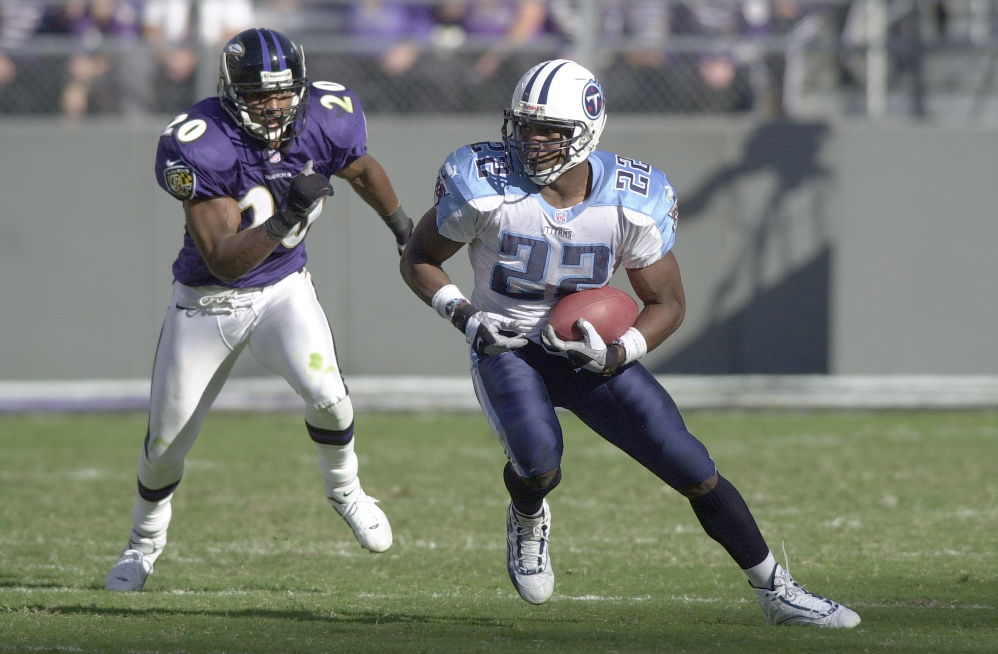 The Tragic Death of Tennessee Titans RB Rodney Thomas