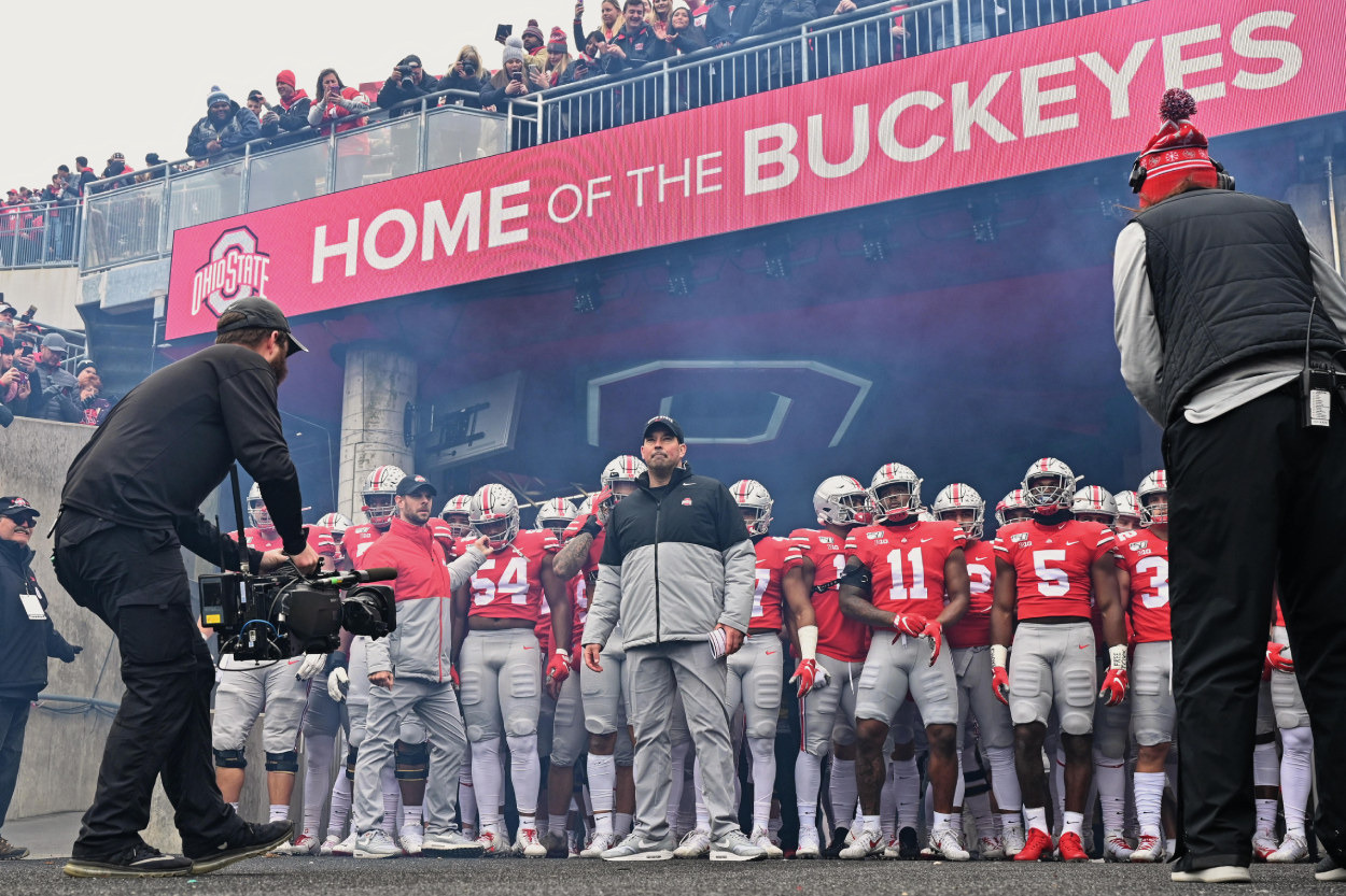 Ryan Day has led Ohio State to two CFP appearances and a national championship game. Their 2021 CFP hopes might have just been secured, too.