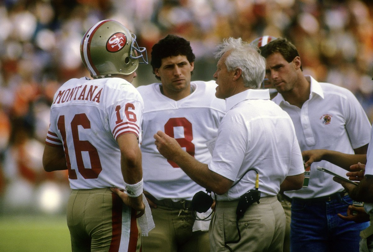 49ers Linebacker Milt McColl Quietly Attended Medical School Behind Coach Bill Walsh's Back