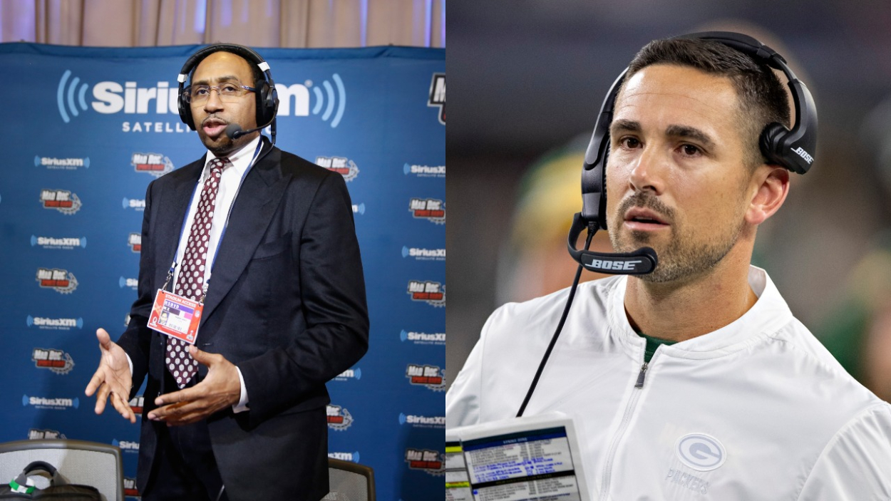 Many people are questioning Matt LaFleur after the Packers' NFC Championship Game loss. ESPN's Stephen A. Smith has since called him out.