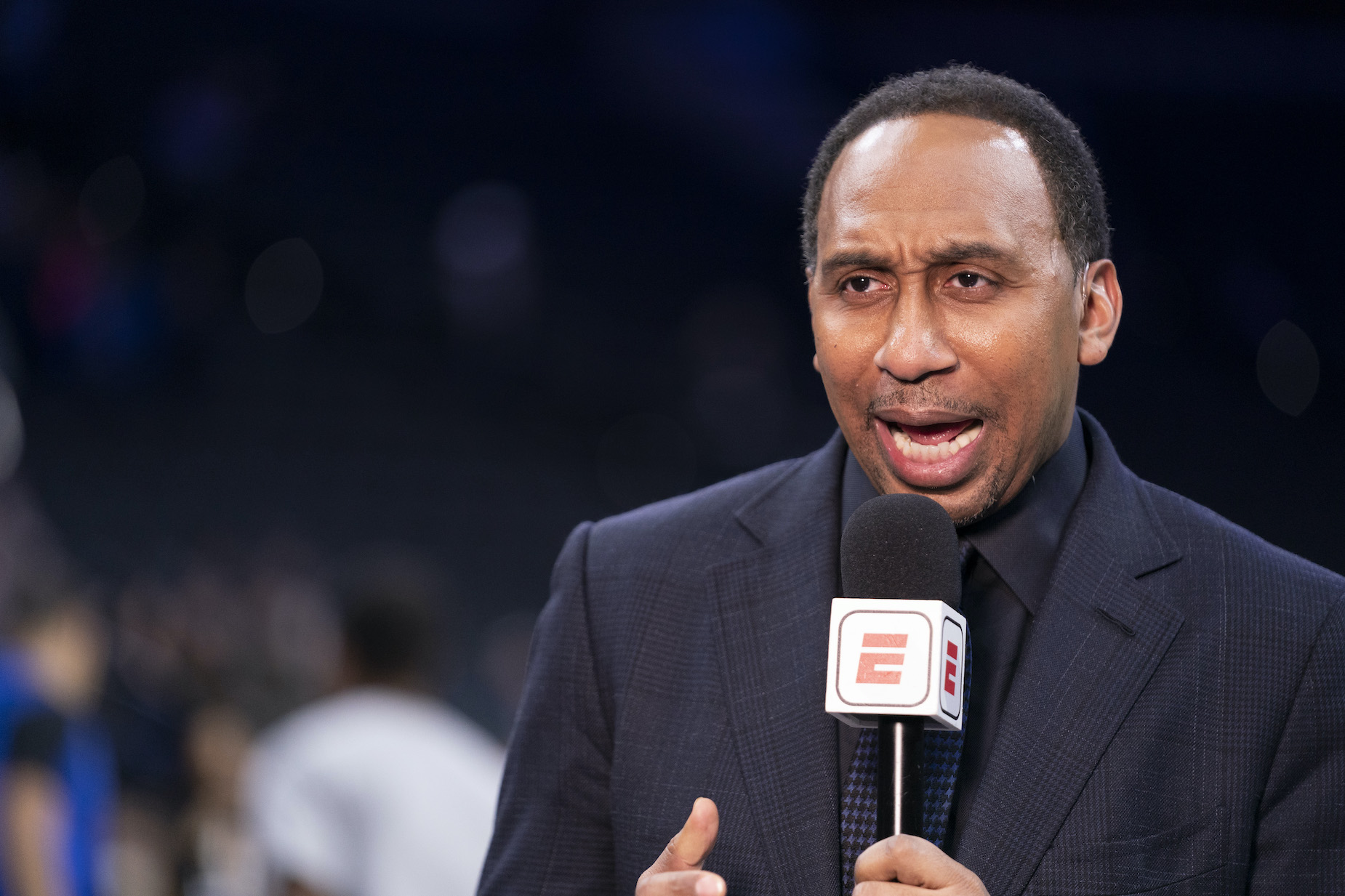ESPN's Stephen A. Smith once appeared a major piece of career advice from the late Kobe Bryant.