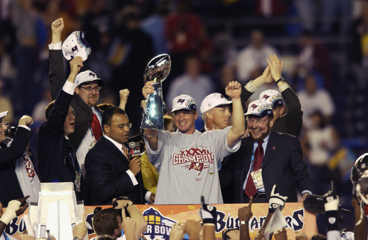 The Tampa Bay Buccaneers are rarely one of the top teams in the NFL. So, how many Super Bowls have they won in their history?
