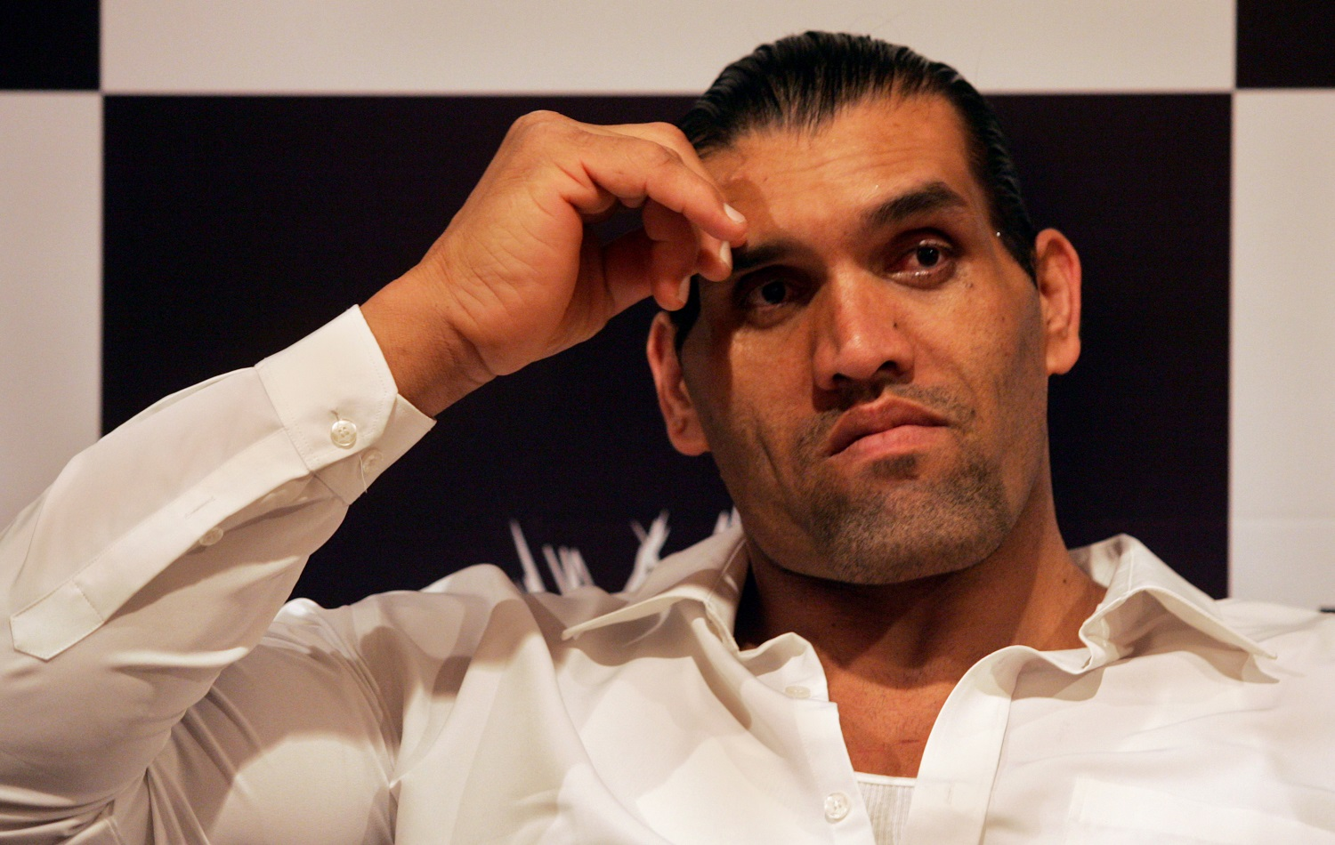 Former WWE Star The Great Khali Was Involved in a Botched Spot That Ultimately Killed a Man