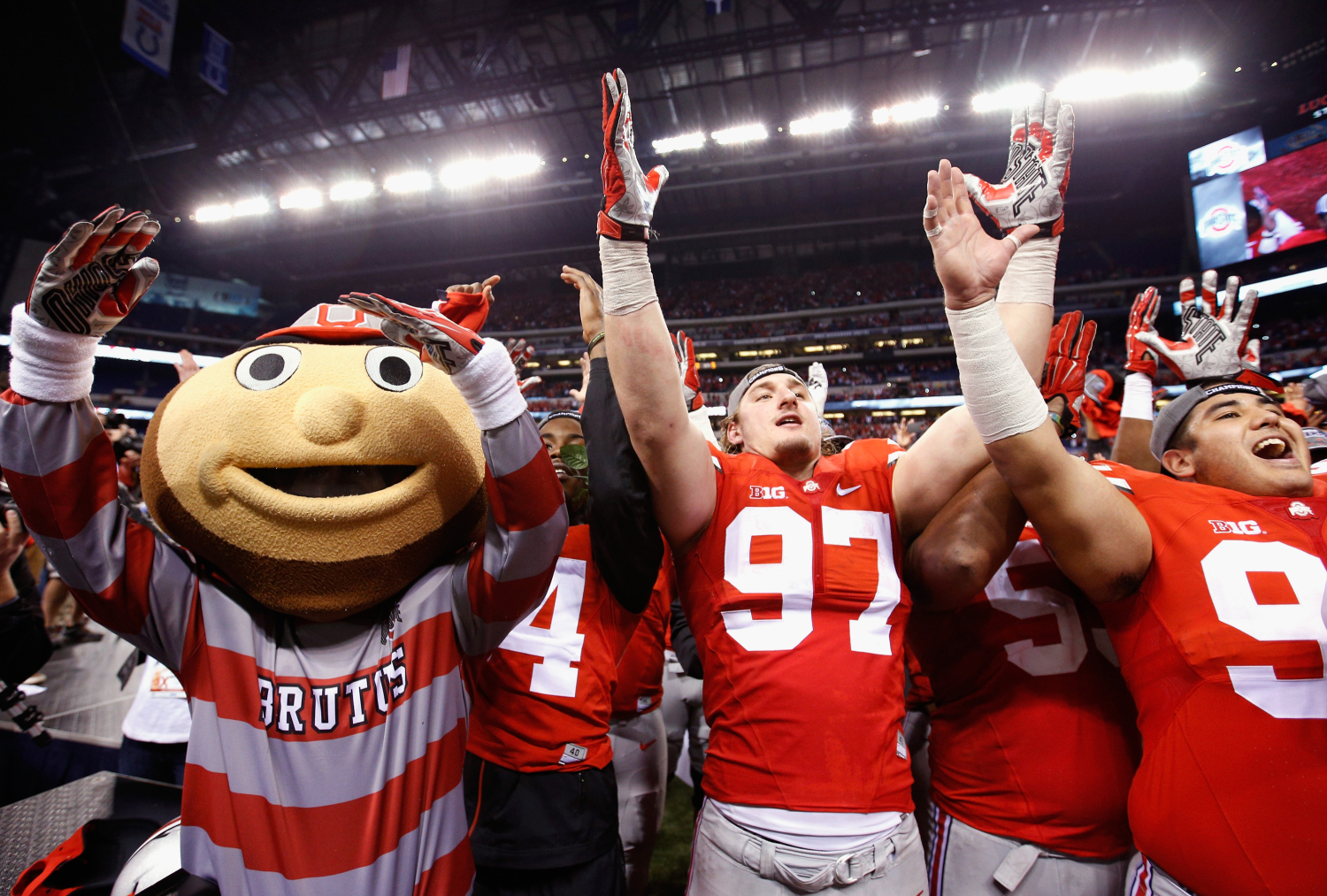 The Ohio State Buckeyes have one of the most dominant college football programs in the country. So, why are they called the Buckeyes?