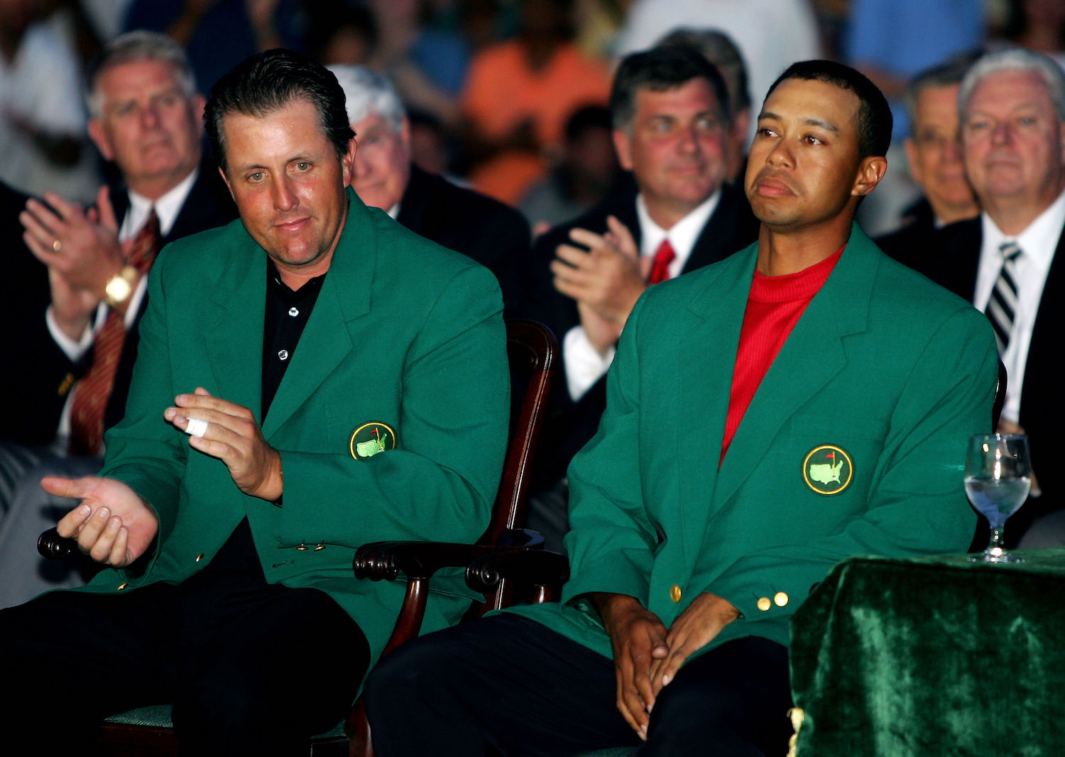 Tiger Woods Destroyed Phil Mickelson's Confidence With 1 Shot at the Masters
