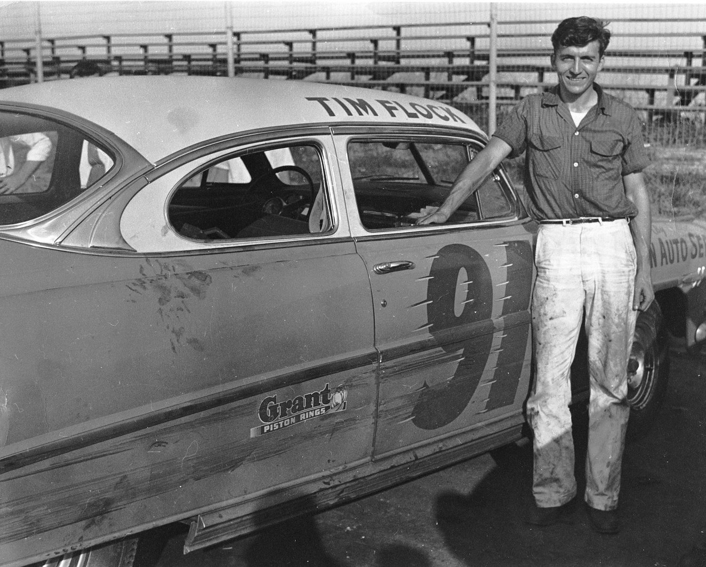 Tim Flock NASCAR