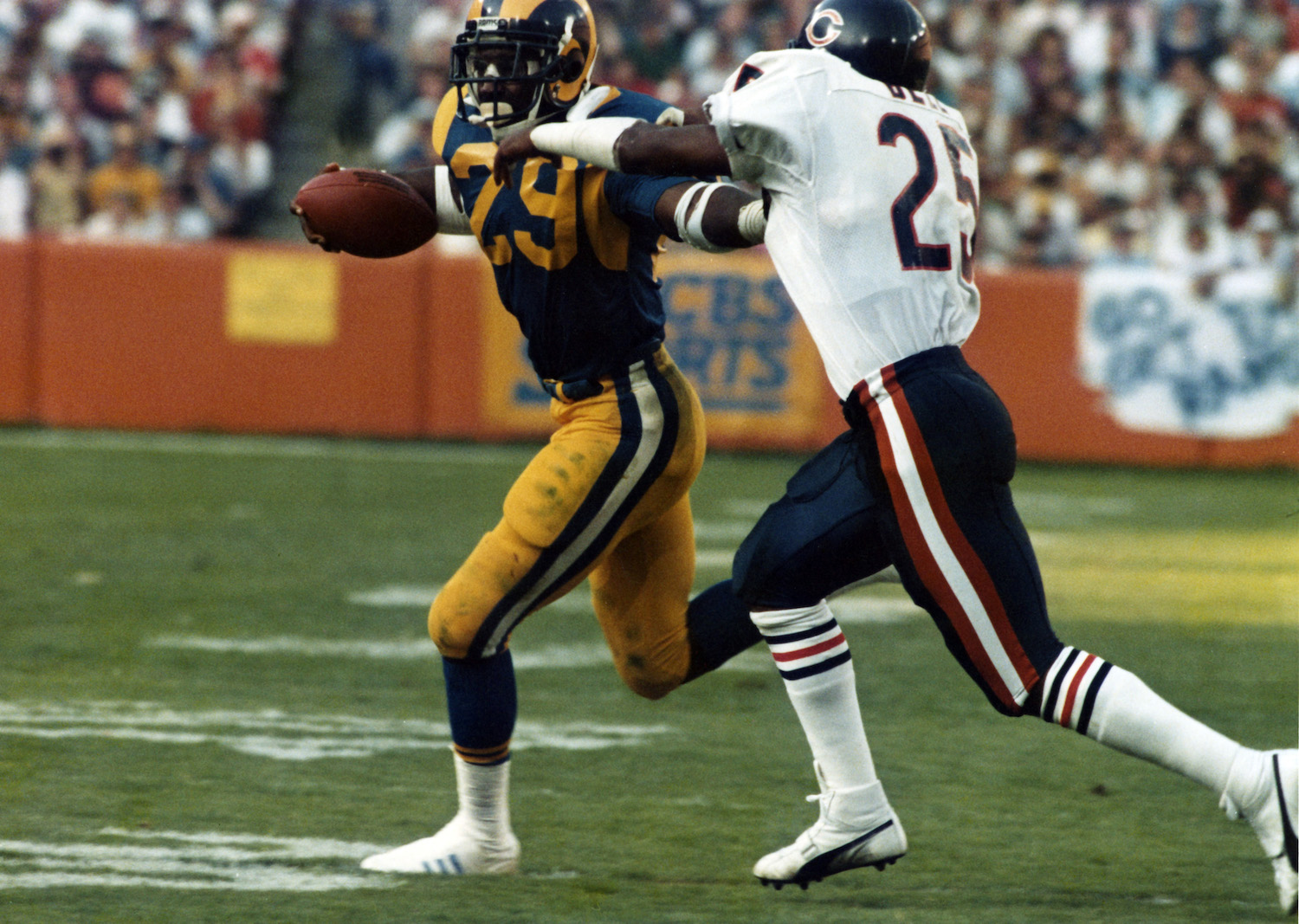 Todd Bell of the Chicago Bears