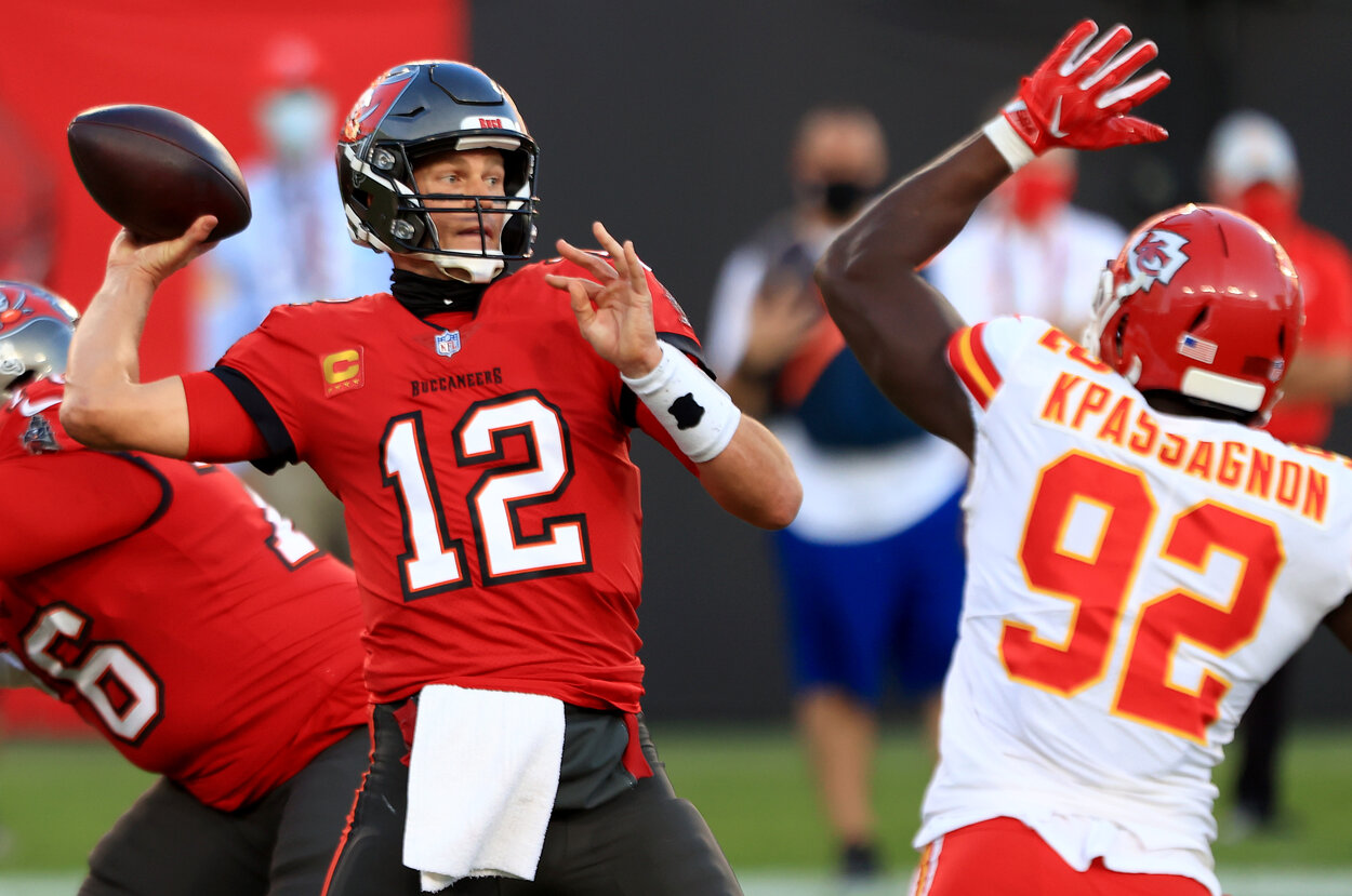 The Kansas City Chiefs and Tampa Bay Buccaneers played one another in November 2020, over two months before their Super Bowl rematch. That isn't a first.